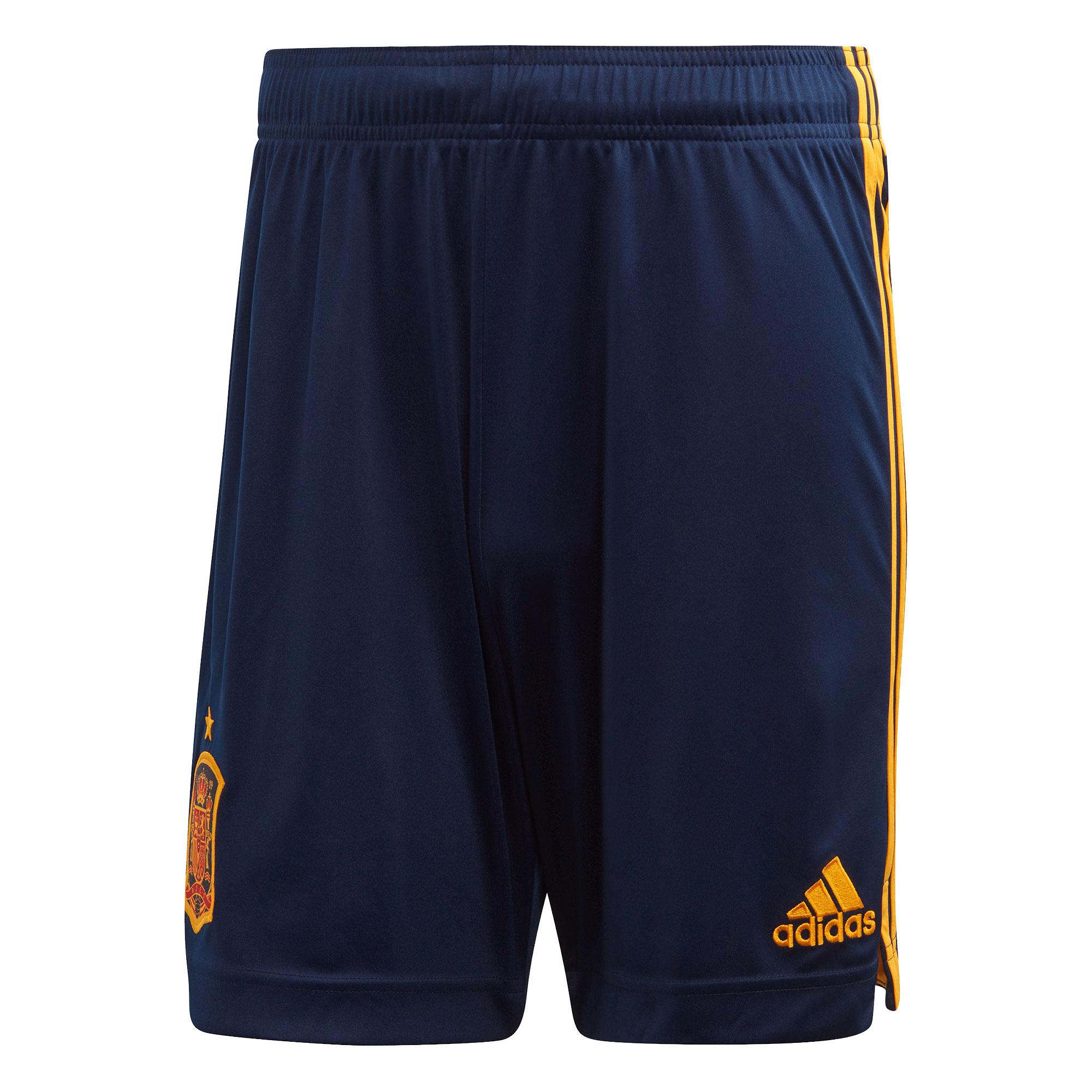 Spain Home Shorts 2019-21