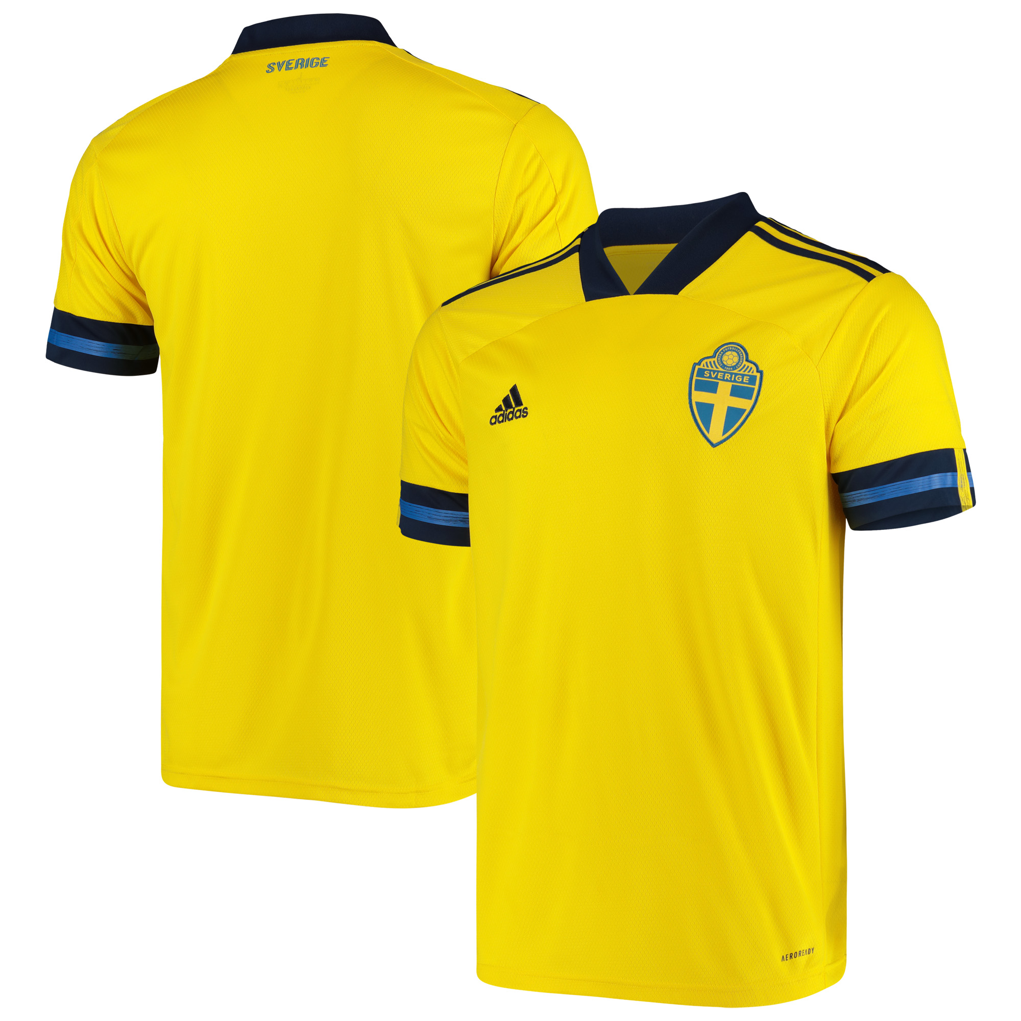 Sweden Home Shirt 2019-21