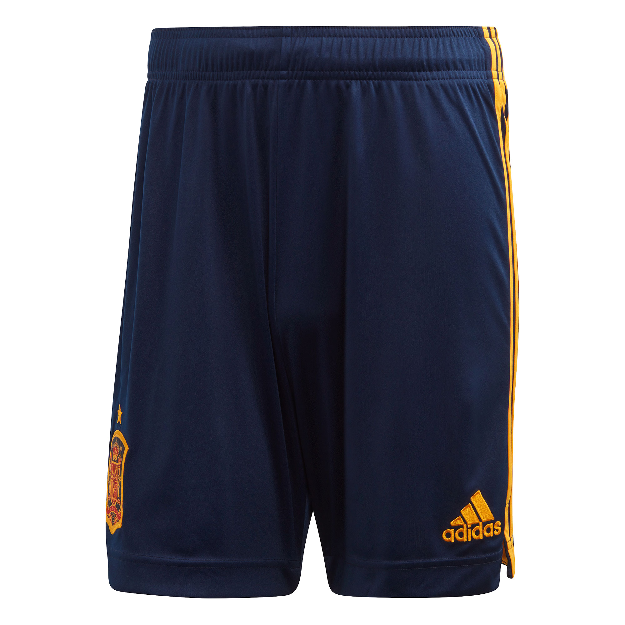 Spain Home Shorts 2019-21 - Kids