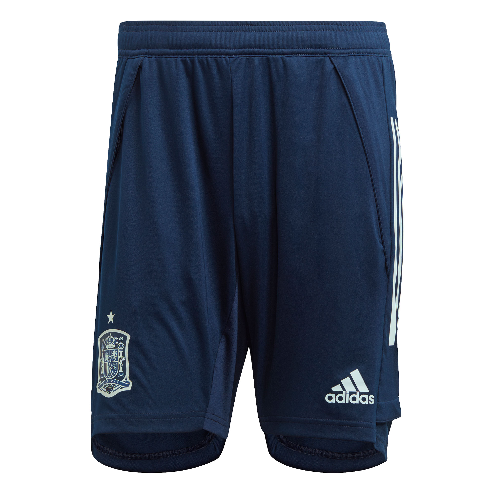 Spain Training Shorts - Navy