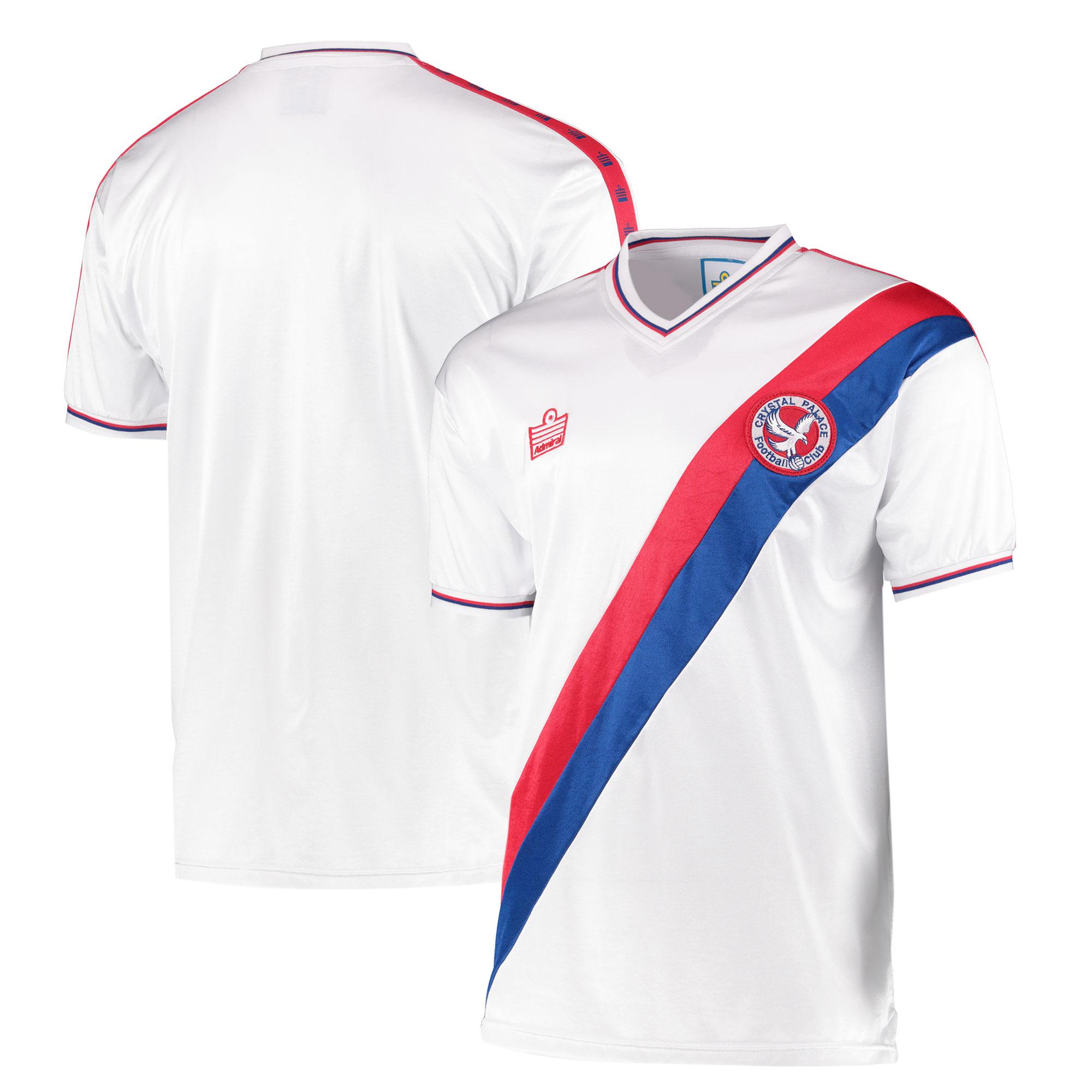 Crystal Palace 1978 Admiral Shirt