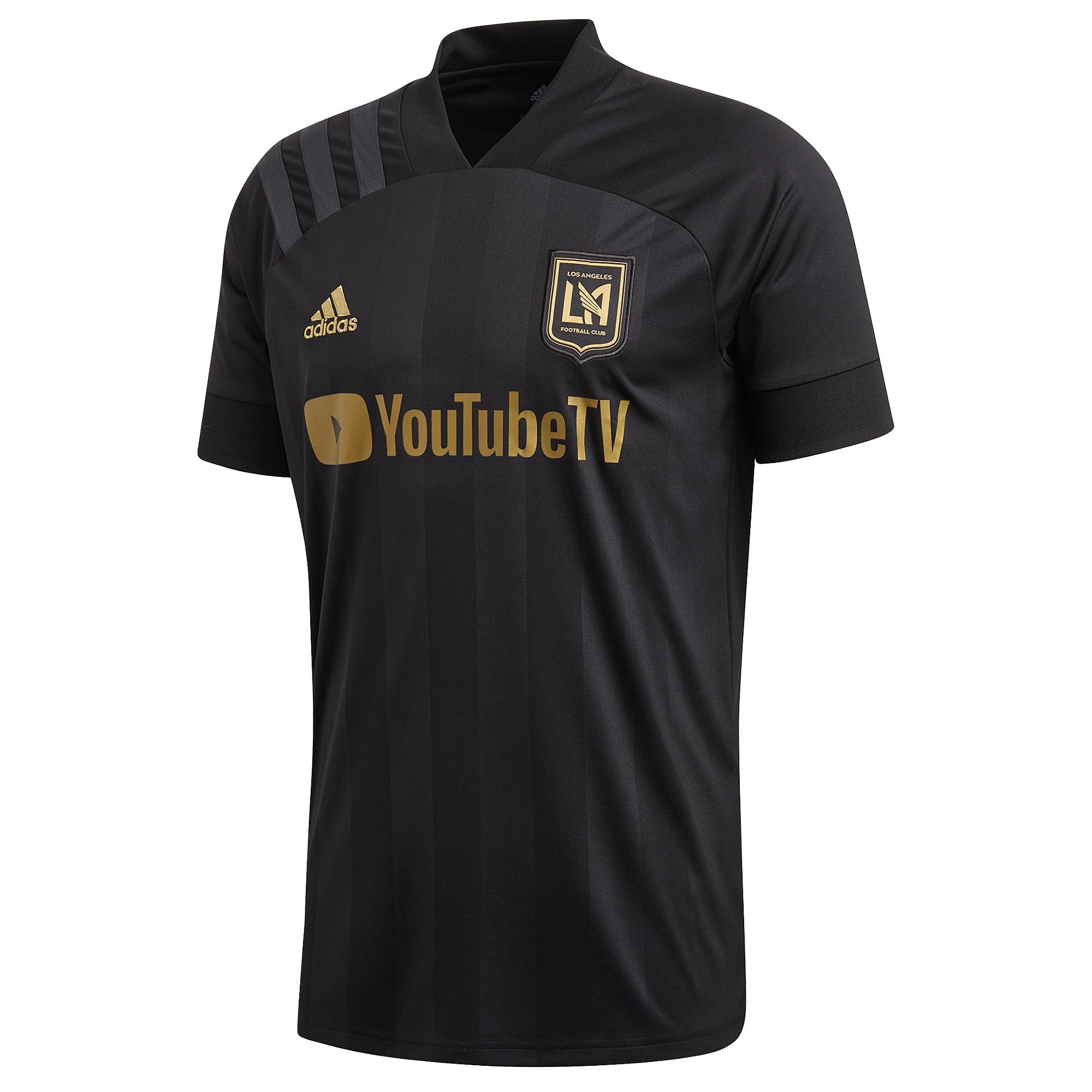 Los Angeles FC Home Shirt 2020