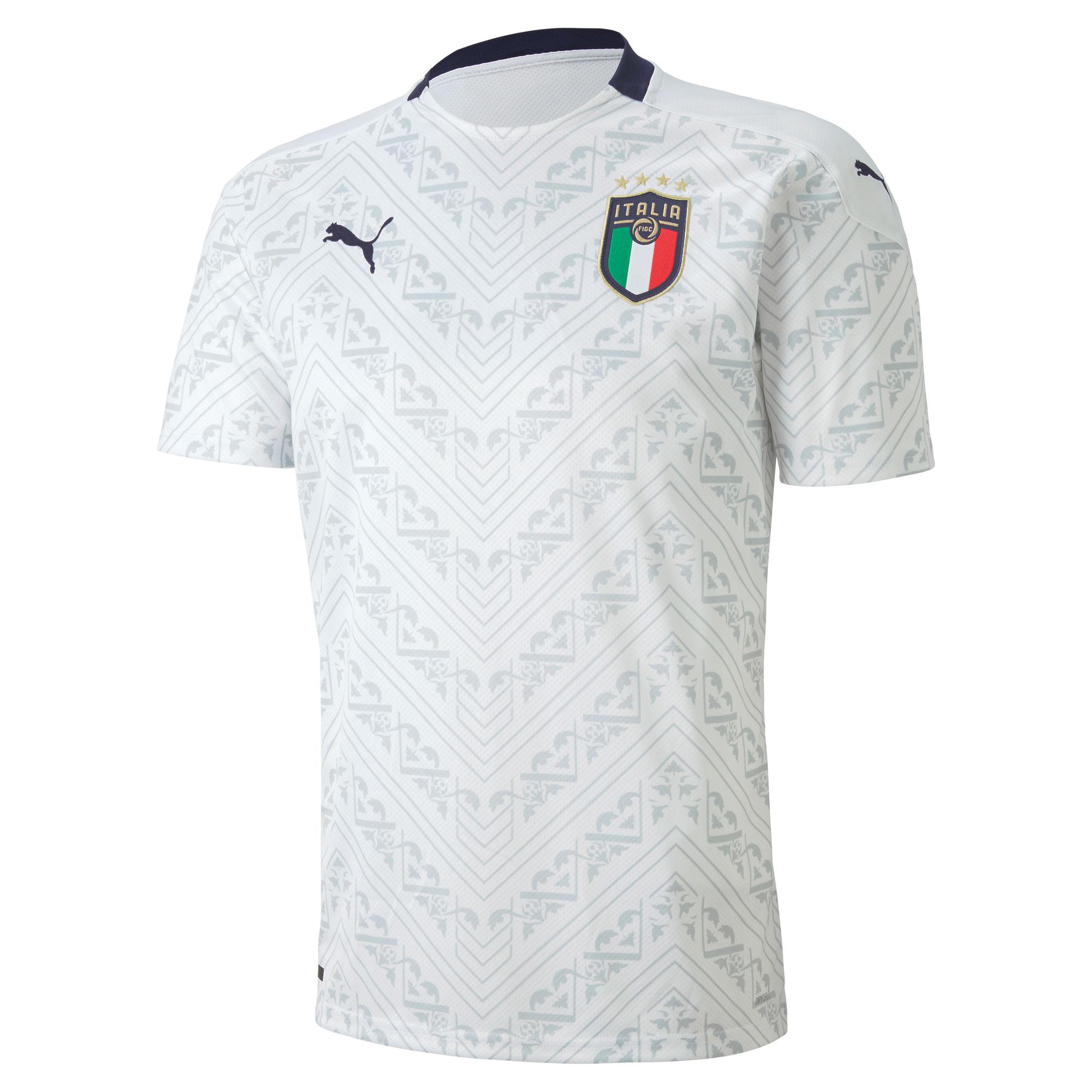 Italy Away Shirt 2019-21
