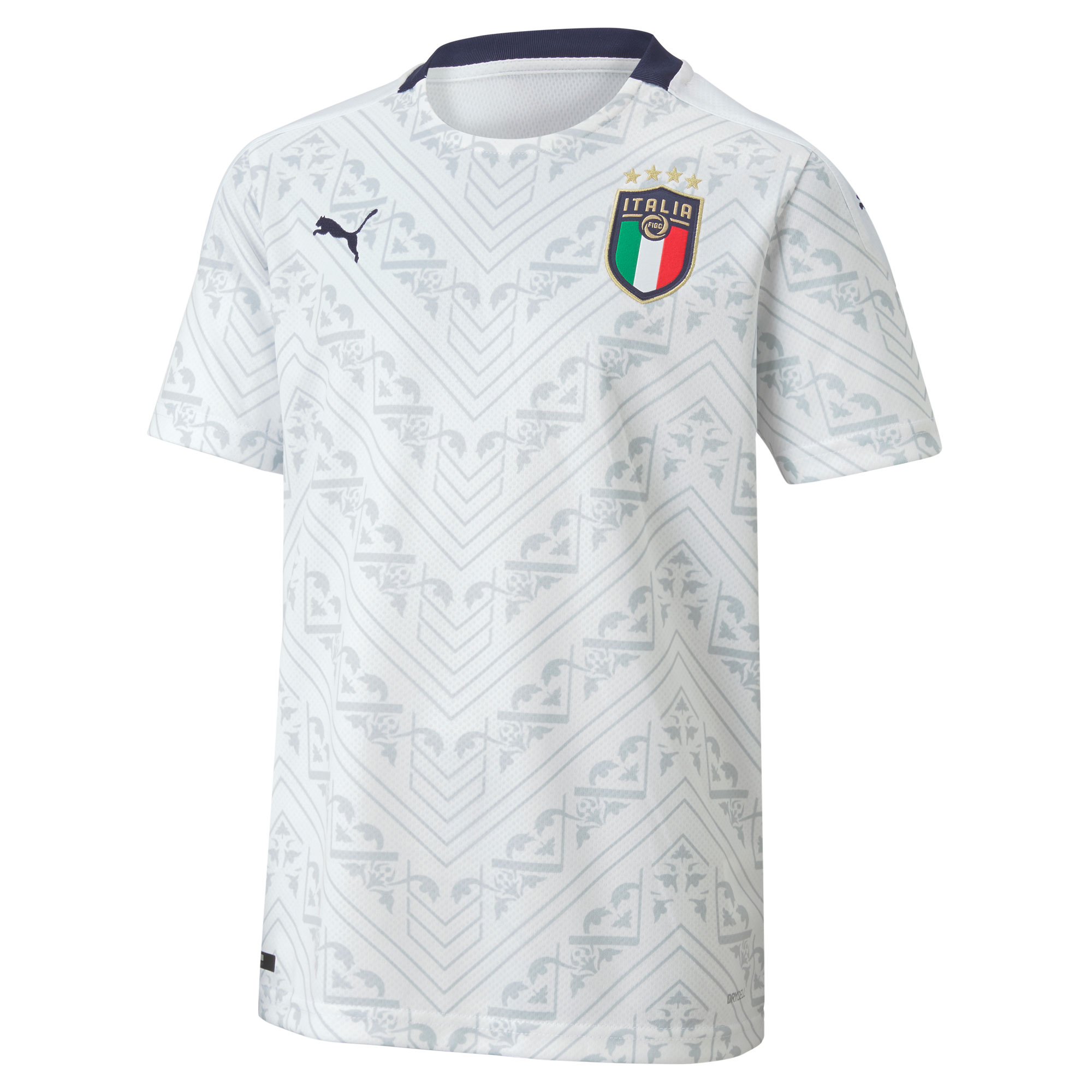 Italy Away Shirt 2019-21 - Kids