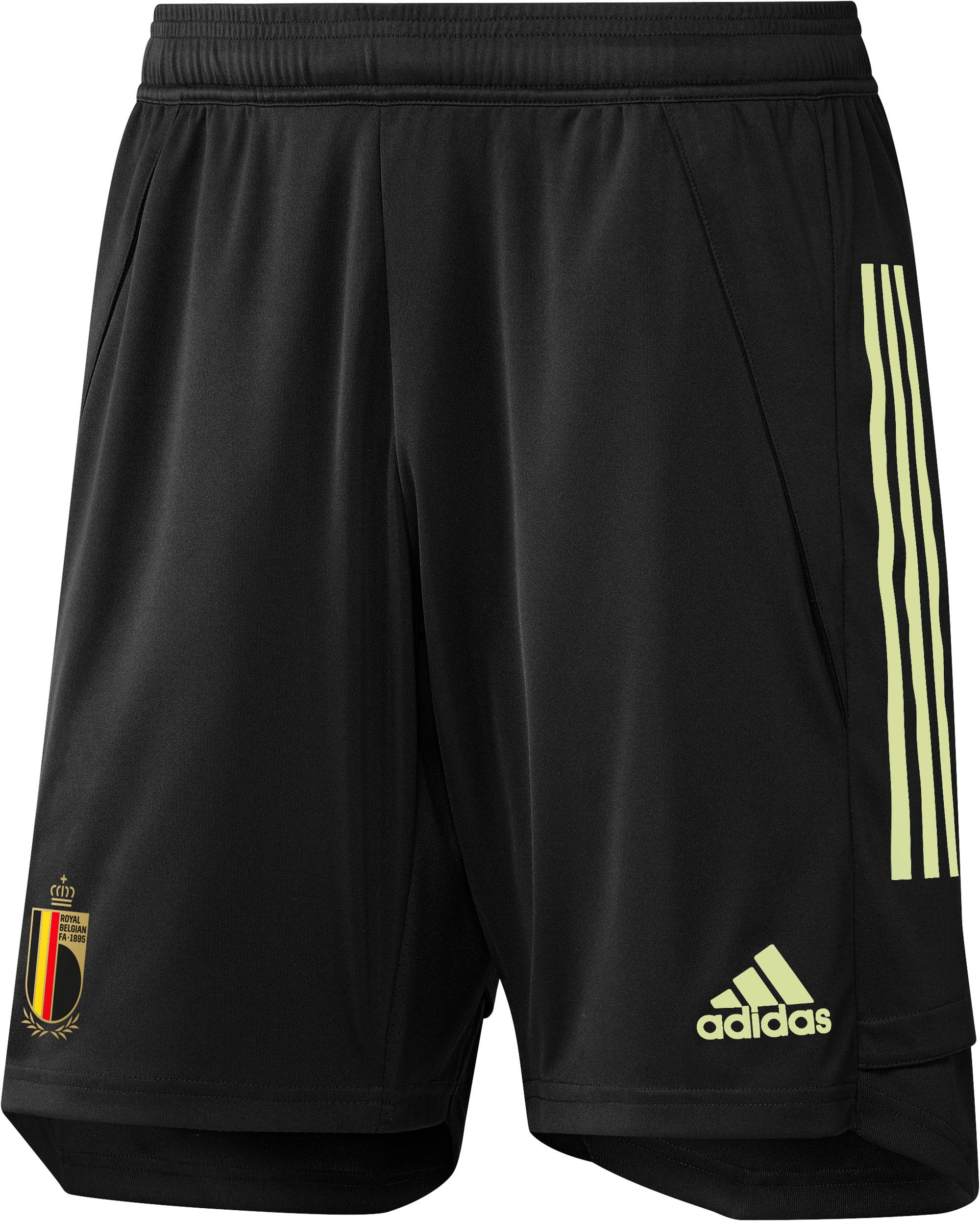 Belgium Training Shorts - Black