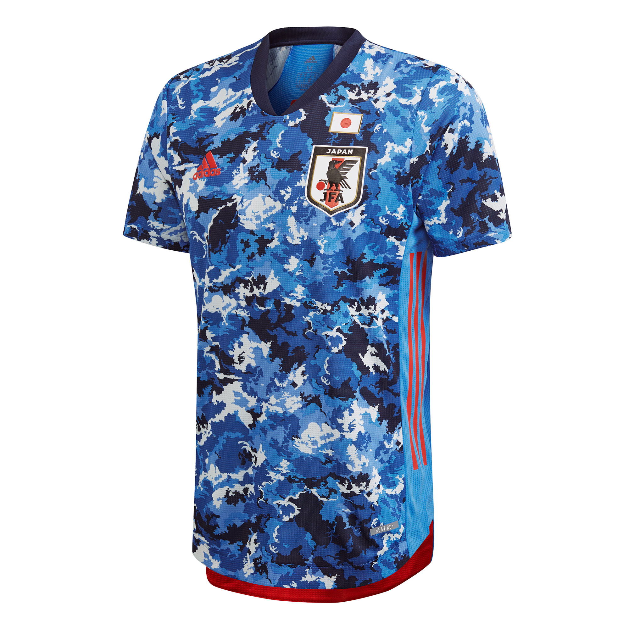 Japan Authentic Home Shirt 2019-21