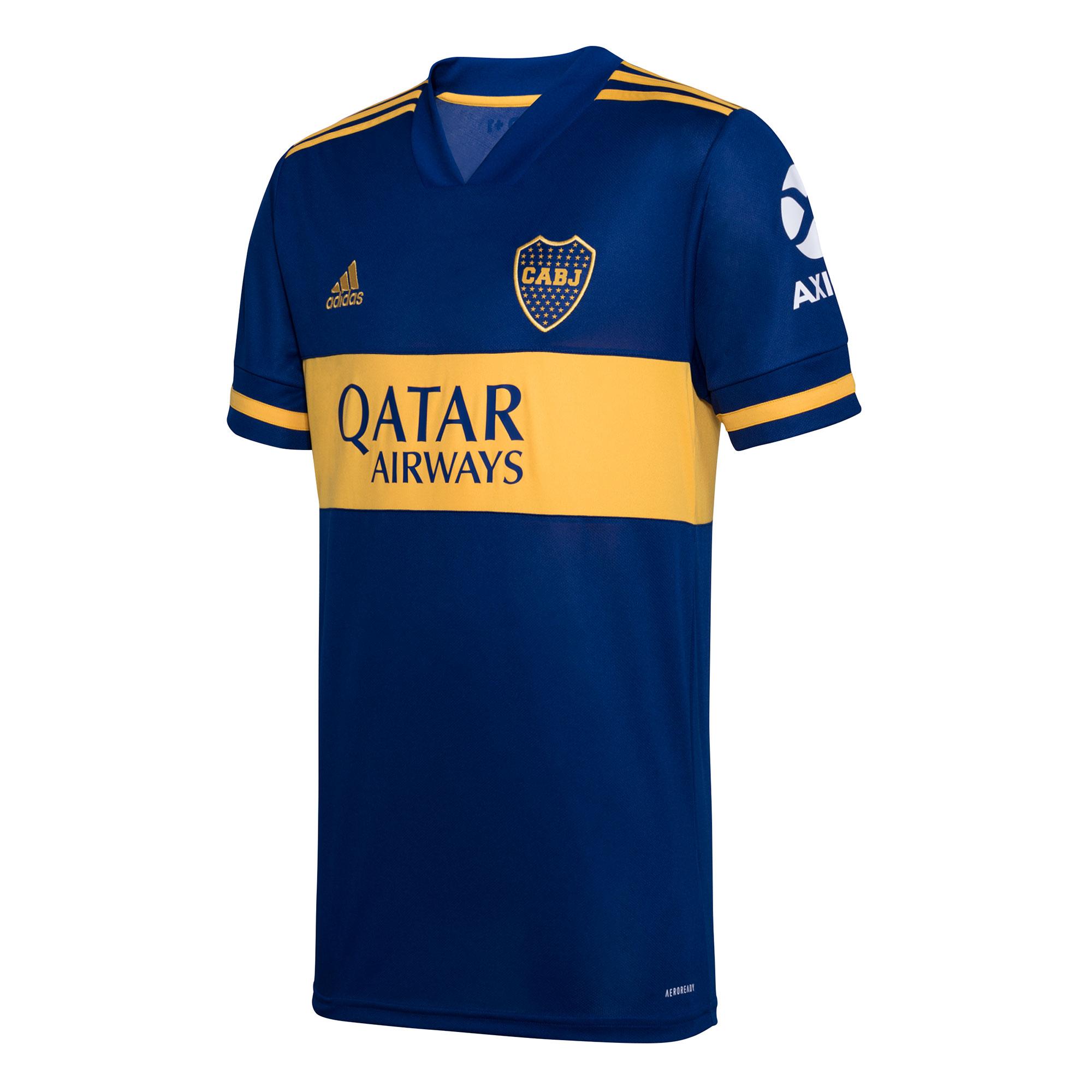 Boca Juniors Home Shirt 2019-21