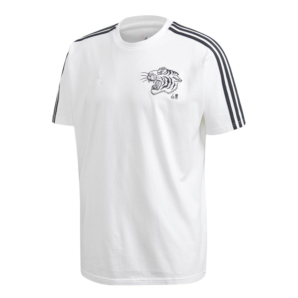 Adidas / Juventus Año Nuevo Chino Camiseta - Blanco