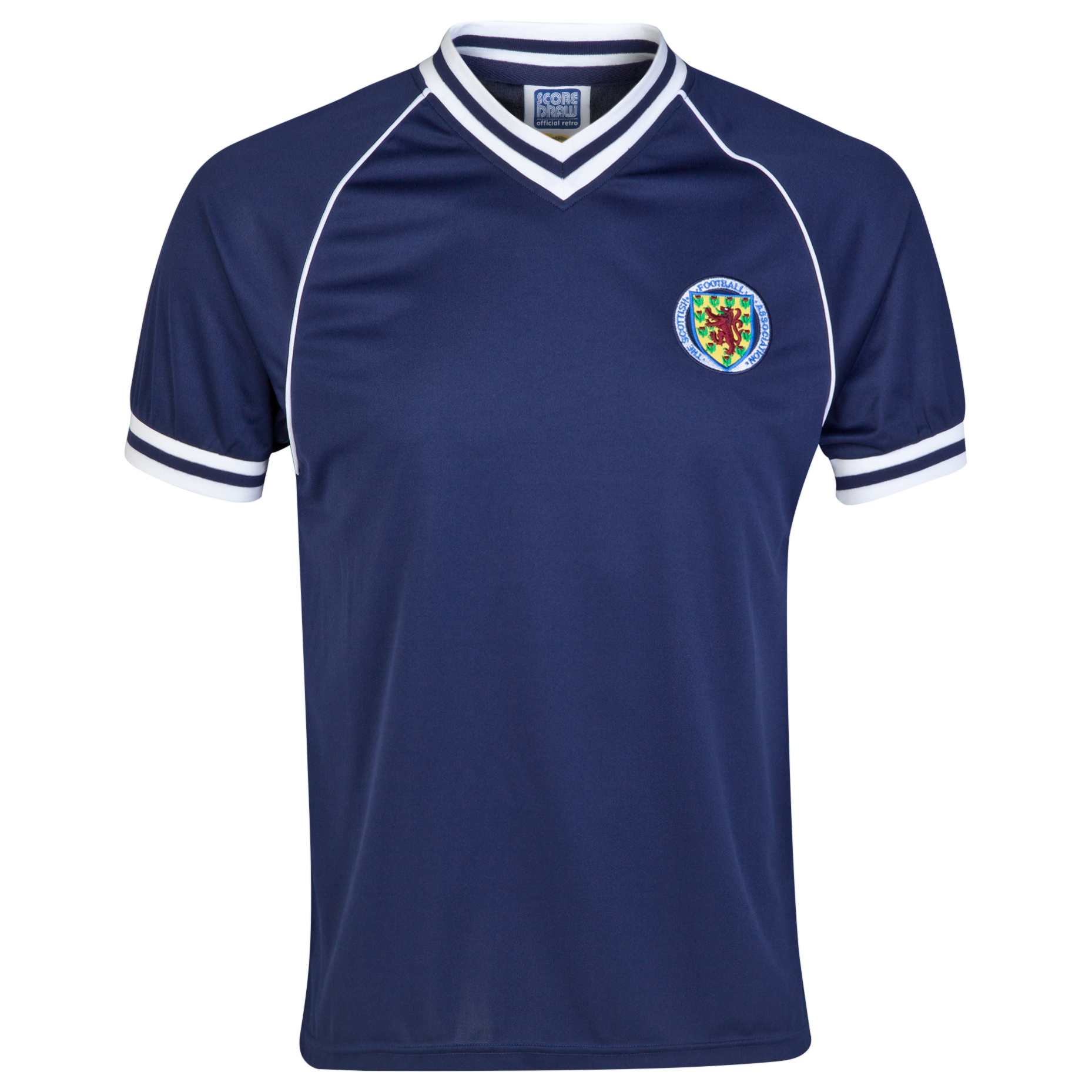 Retro  Scotland Shirt