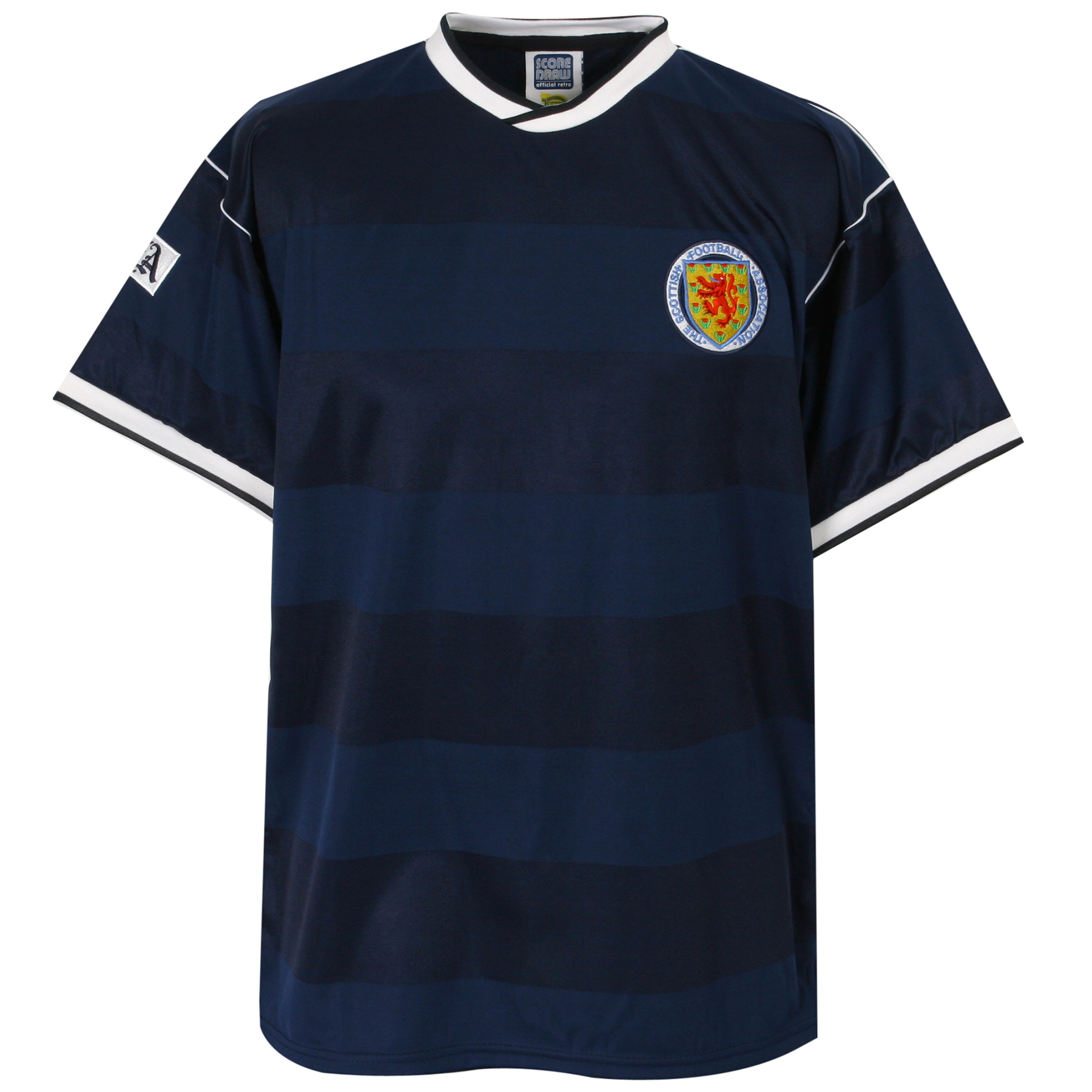 Scotland 1986 World Cup Retro Shirt