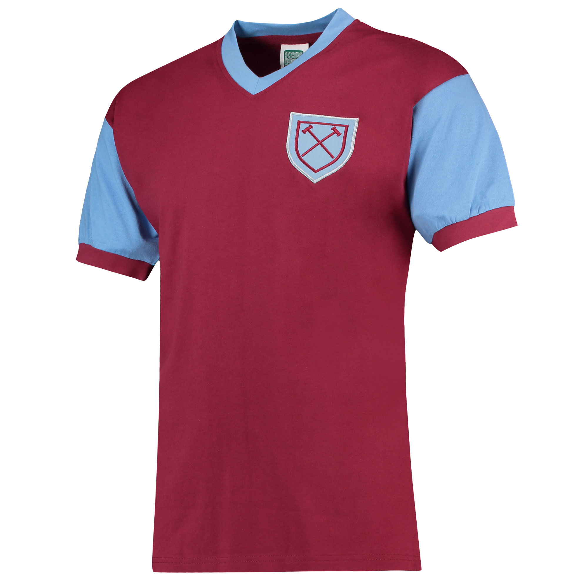 West Ham Utd 1958 No6 Shirt