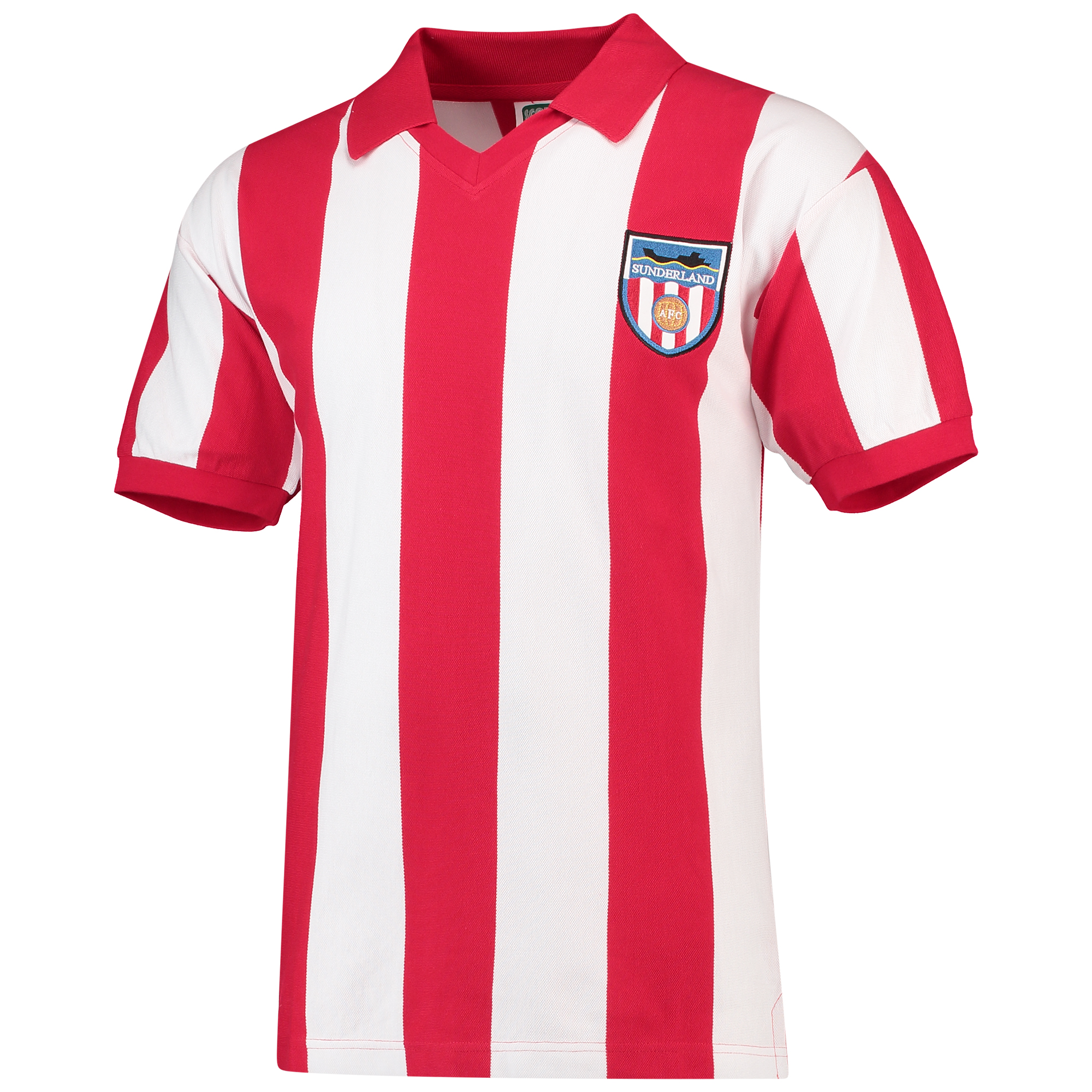 Sunderland 1978 Home Retro Shirt