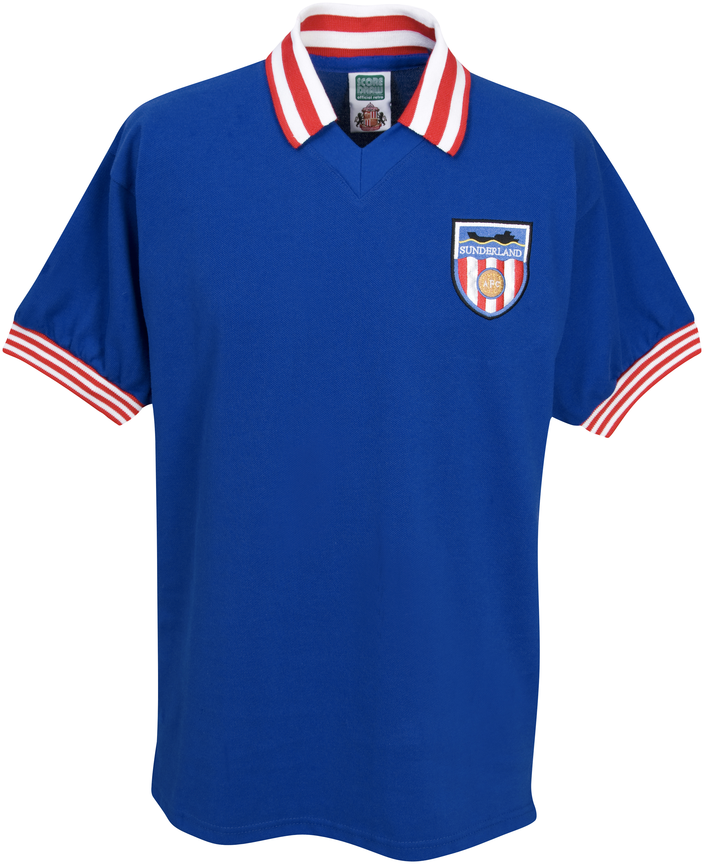 Sunderland 1978 Away Retro Shirt