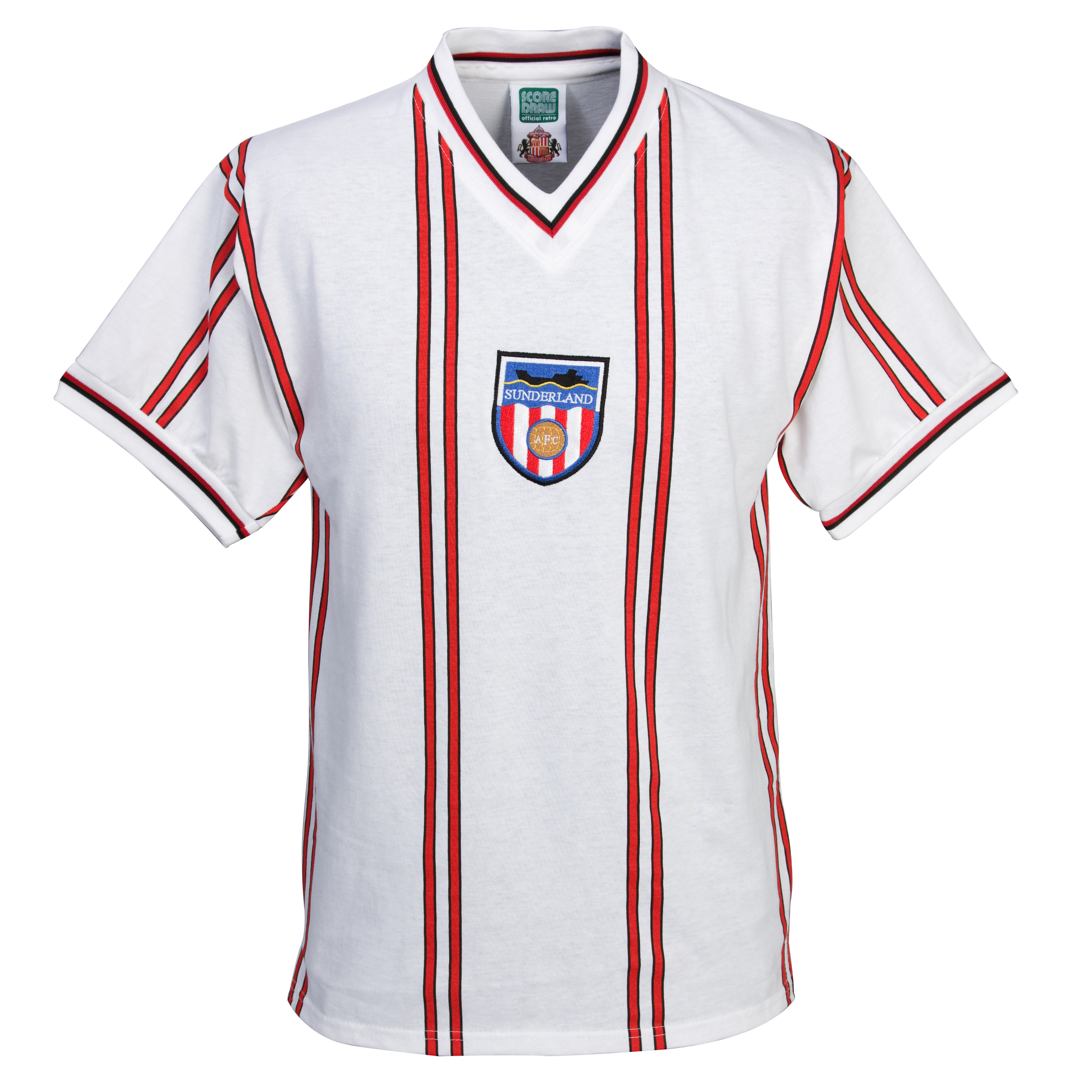 Sunderland 1982 Retro Shirt