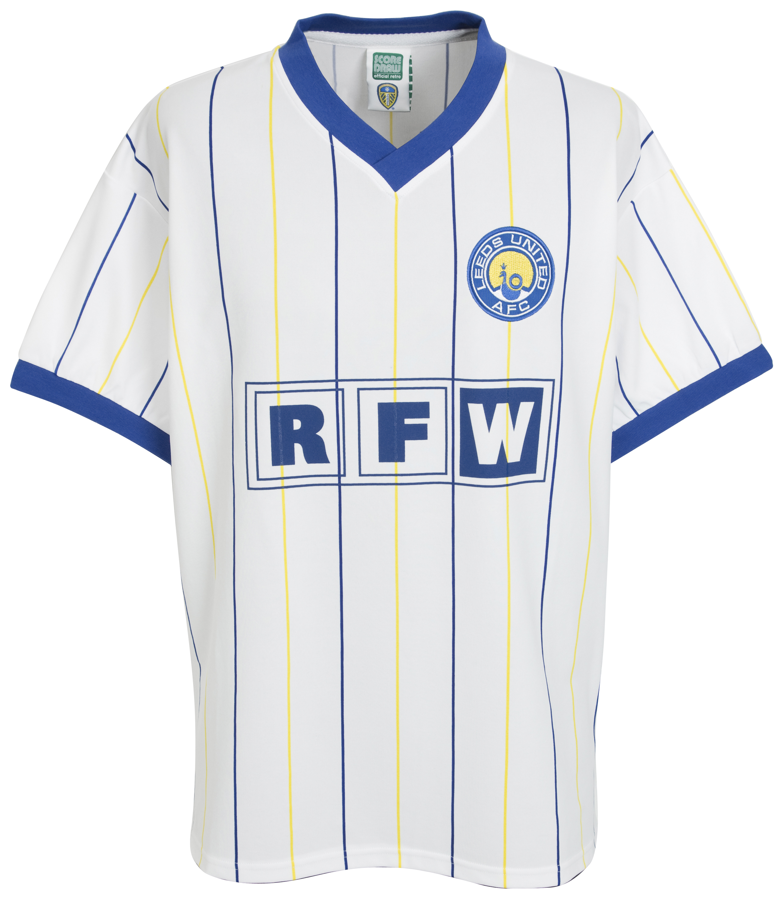 Leeds United 1982 Shirt