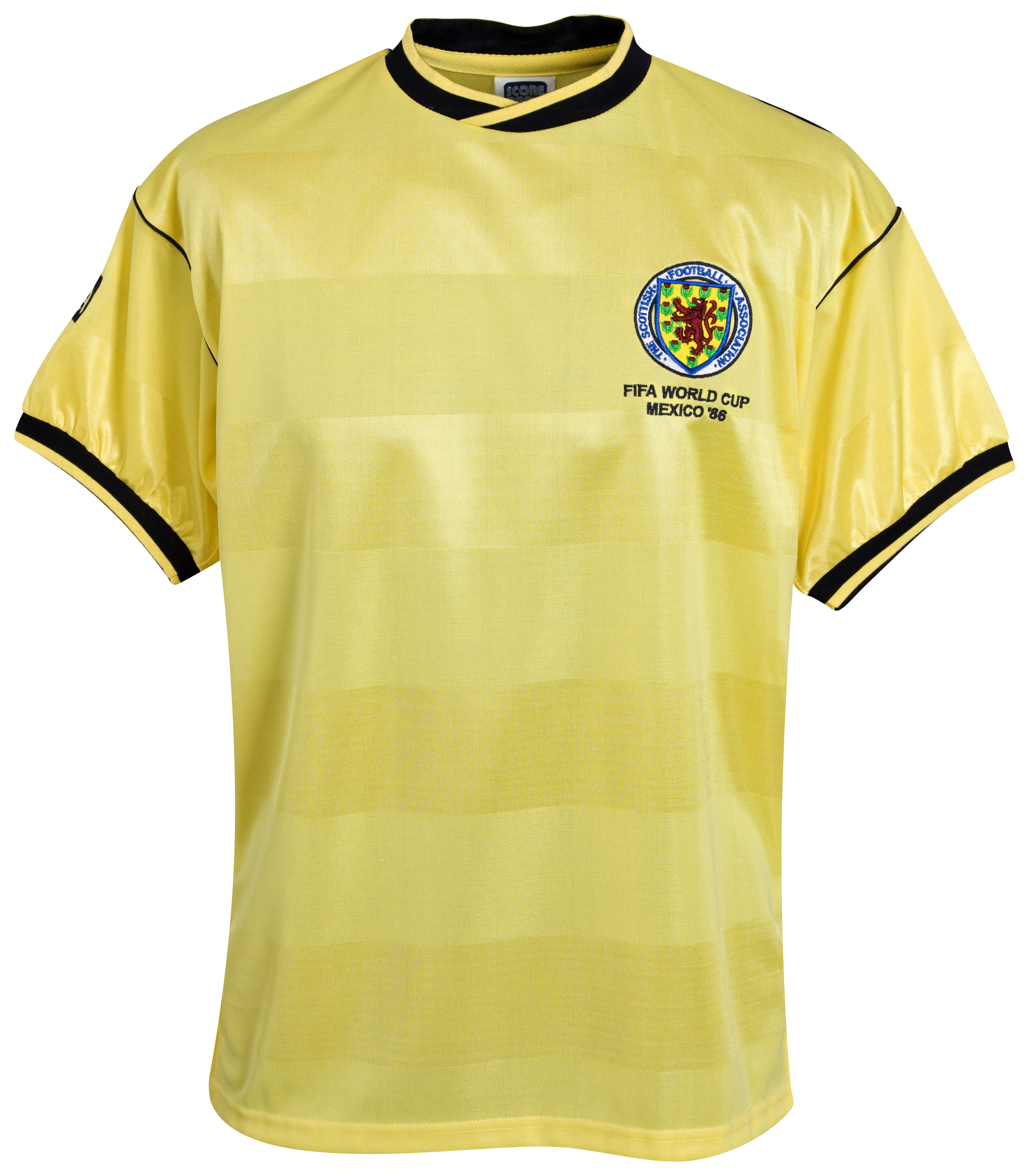 Scotland 1986 World Cup Finals Away Shirt