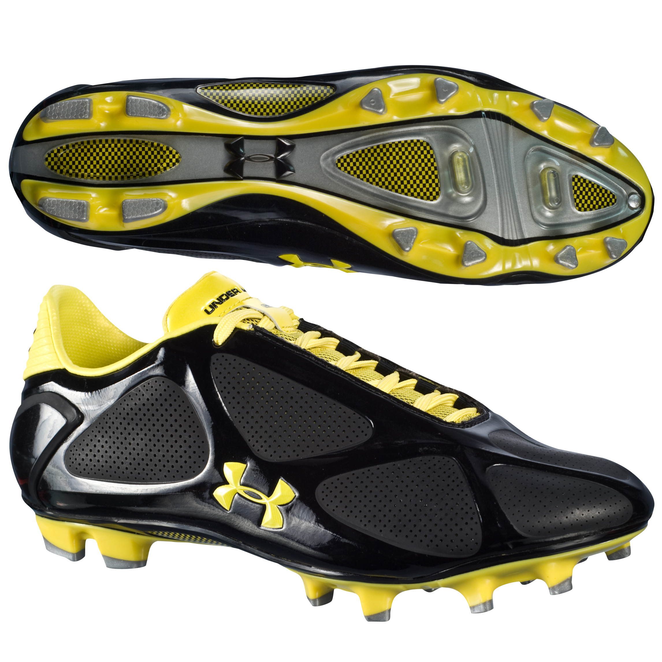 Under Armour Create Pro Firm Ground Football Boots -Bla