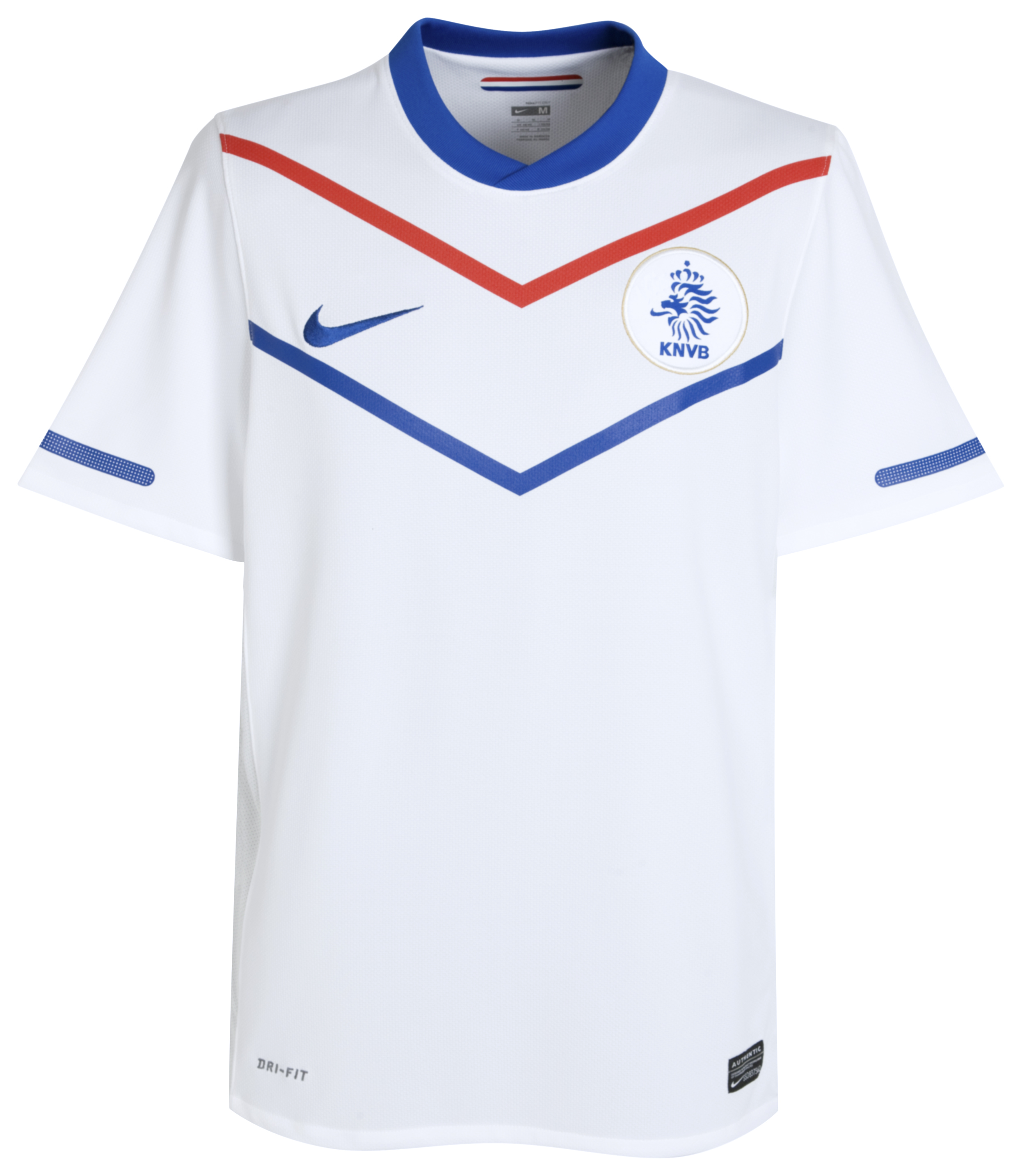 Netherlands Away Shirt 2010
