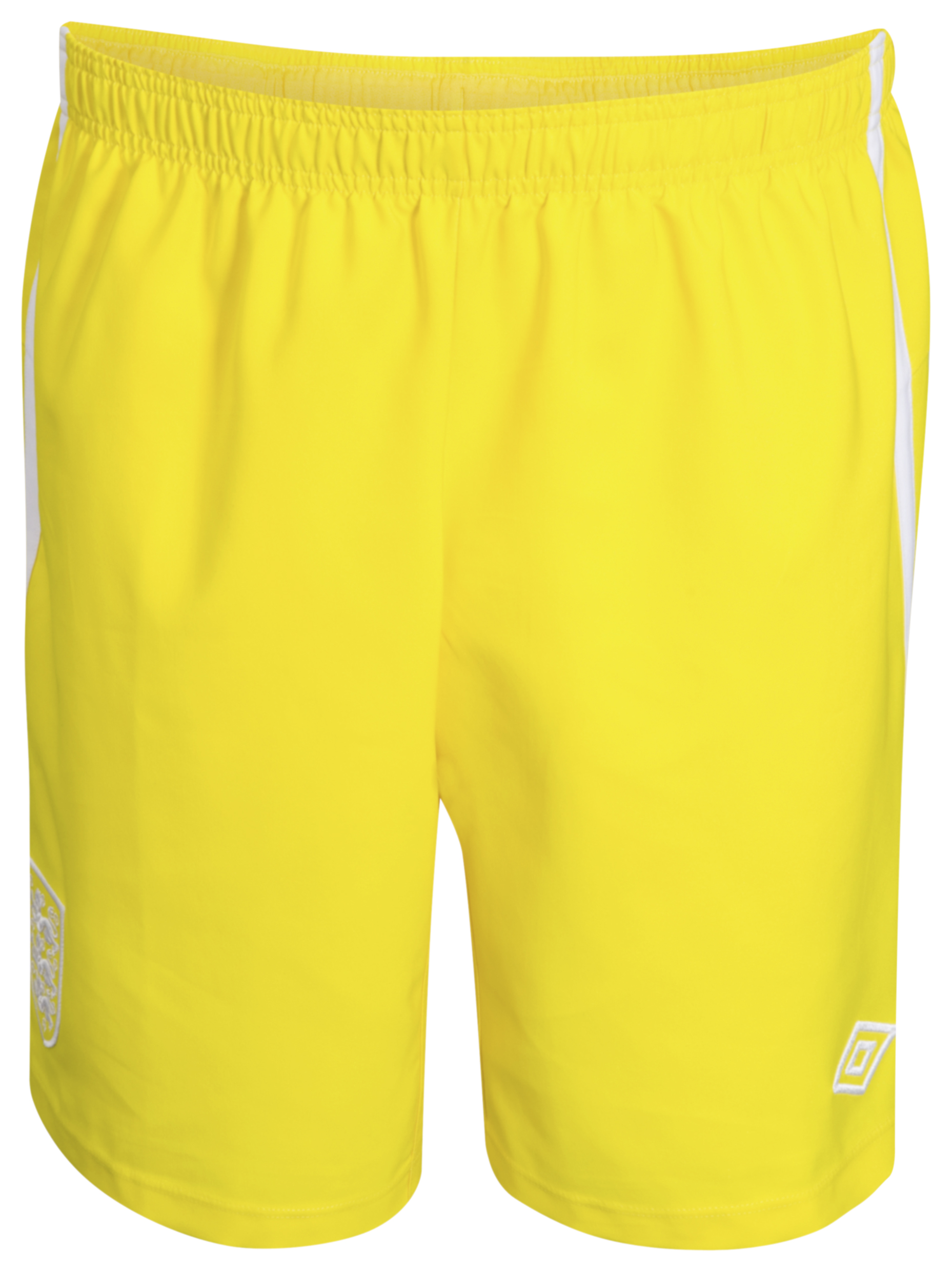 England Away Goalkeeper Shorts 2010 - Kids