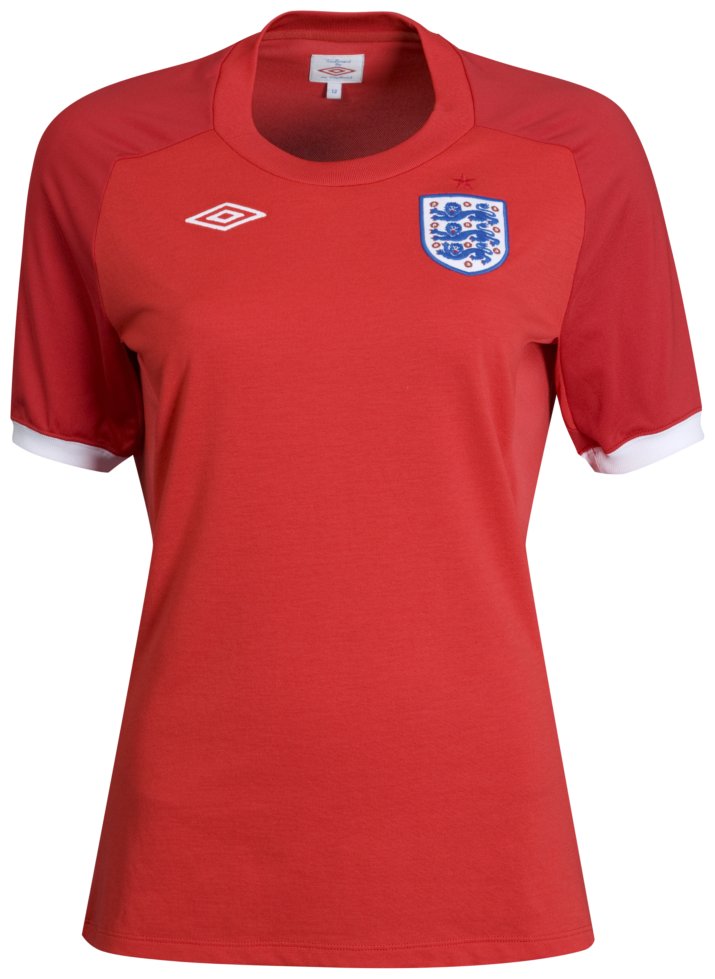 England Away Shirt 2010 - Womens