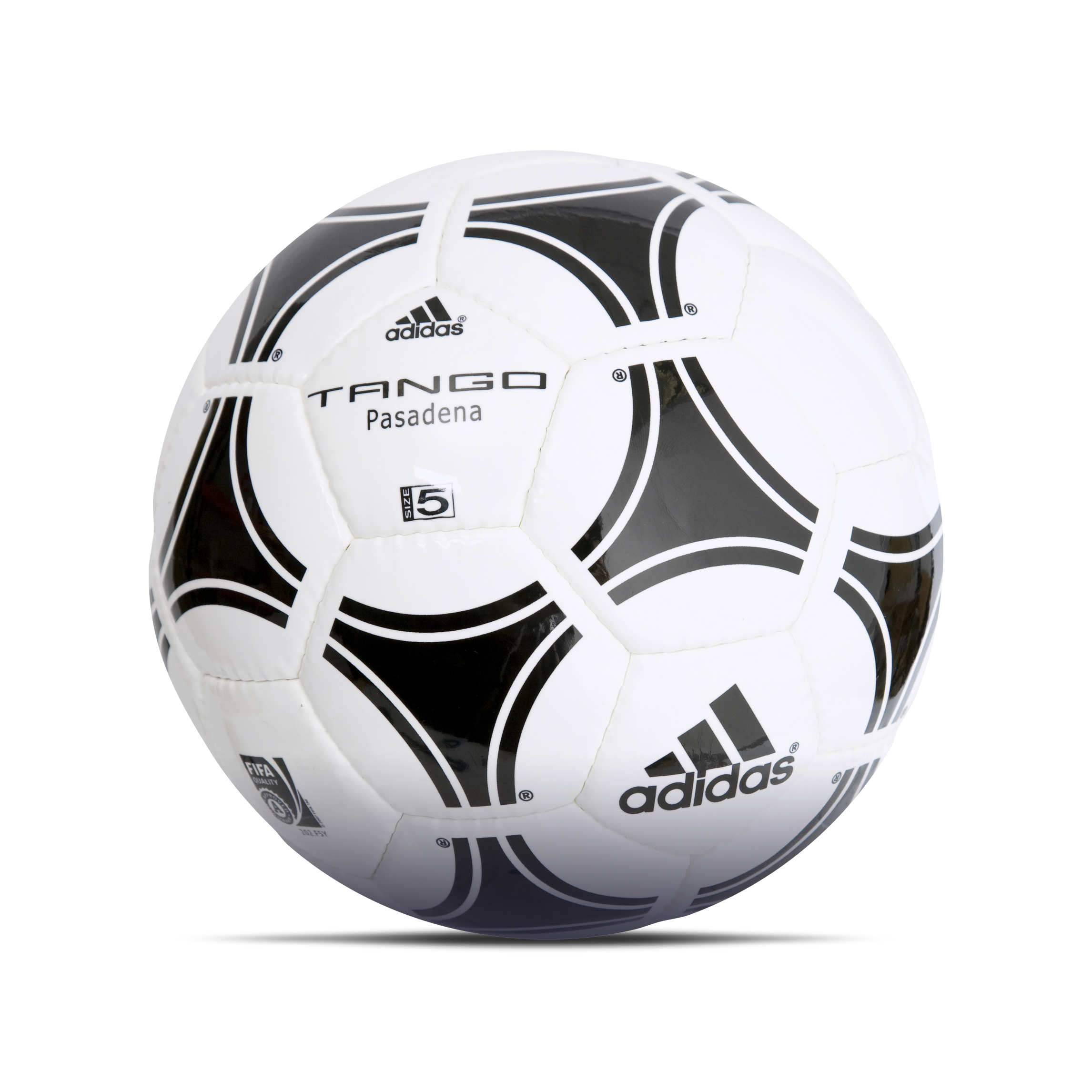 adidas Tango Pasadena Football - White/Black