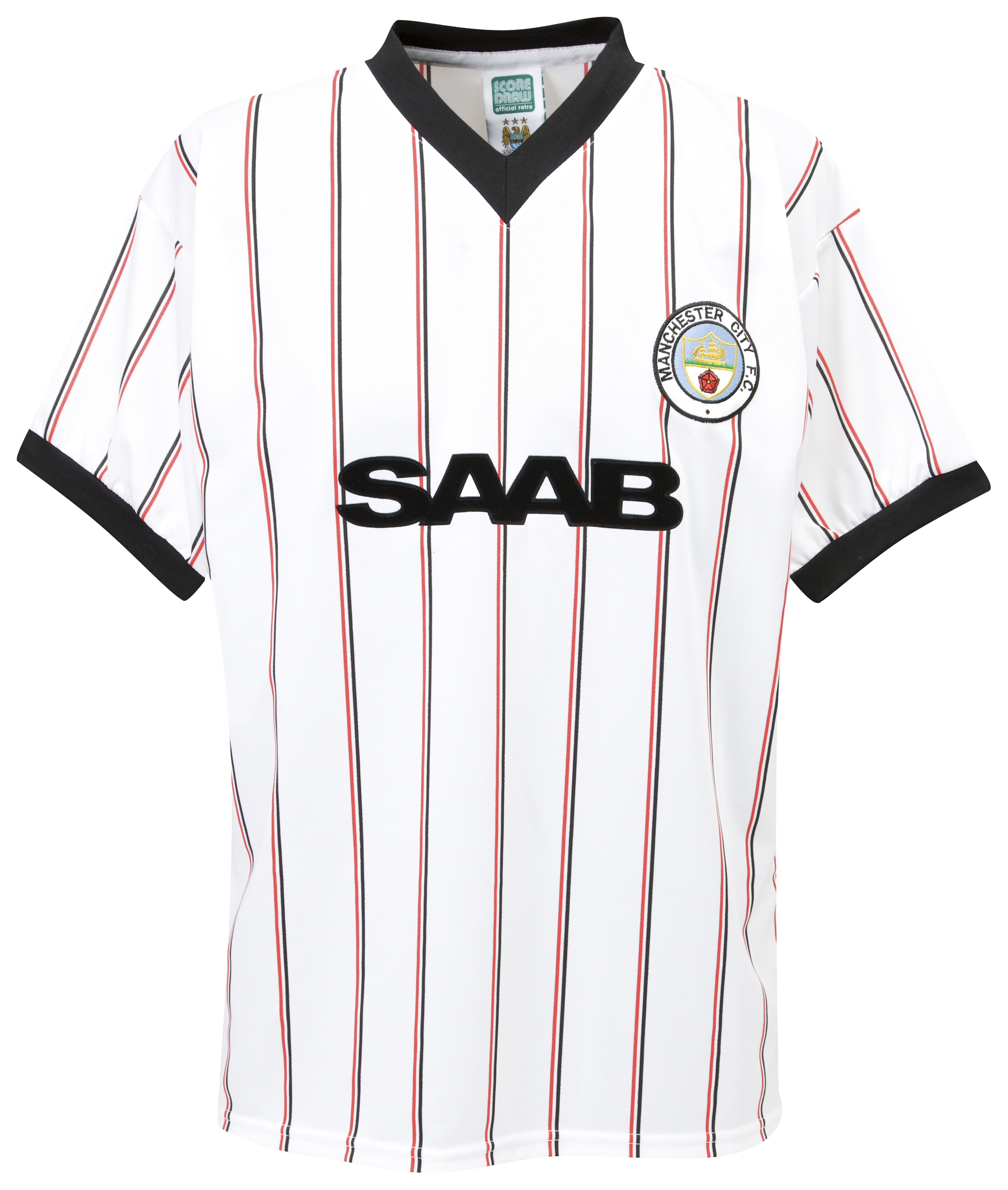 Manchester City 1982 Away Shirt