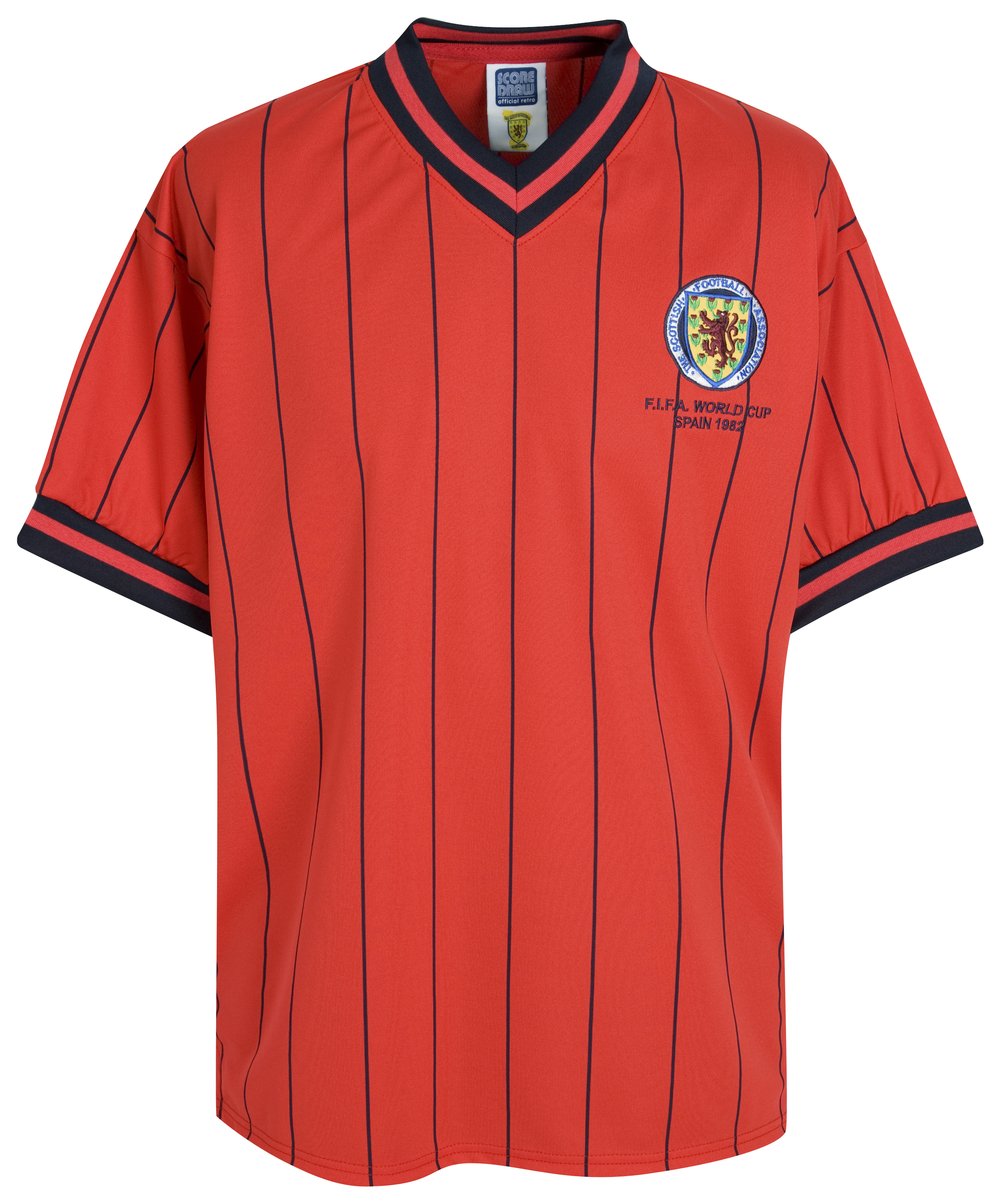 Scotland 1982 World Cup Finals Away Shirt