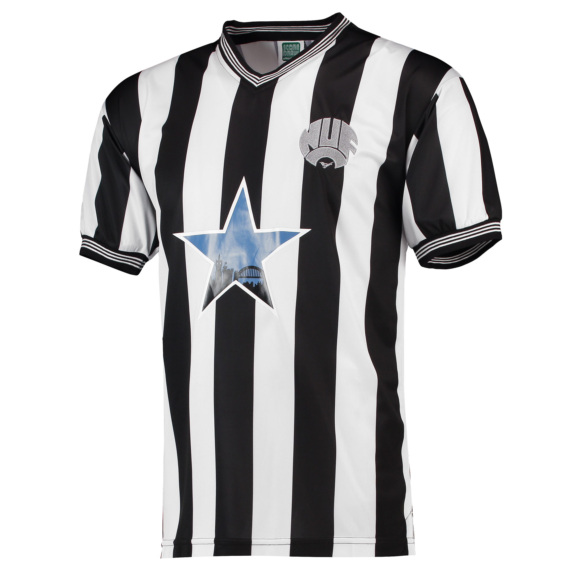 Newcastle United 1984 Shirt