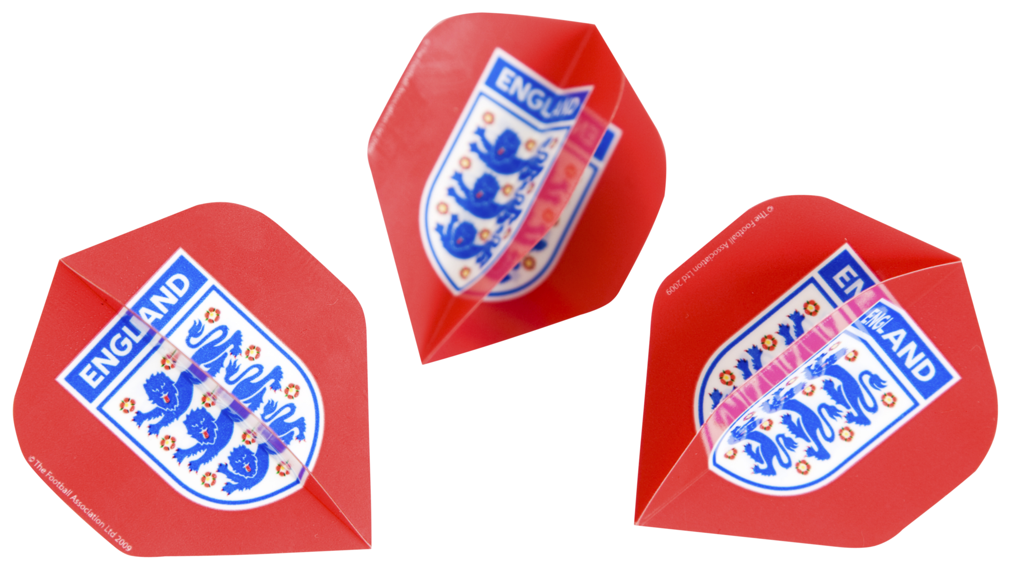 England FA Dart Flights