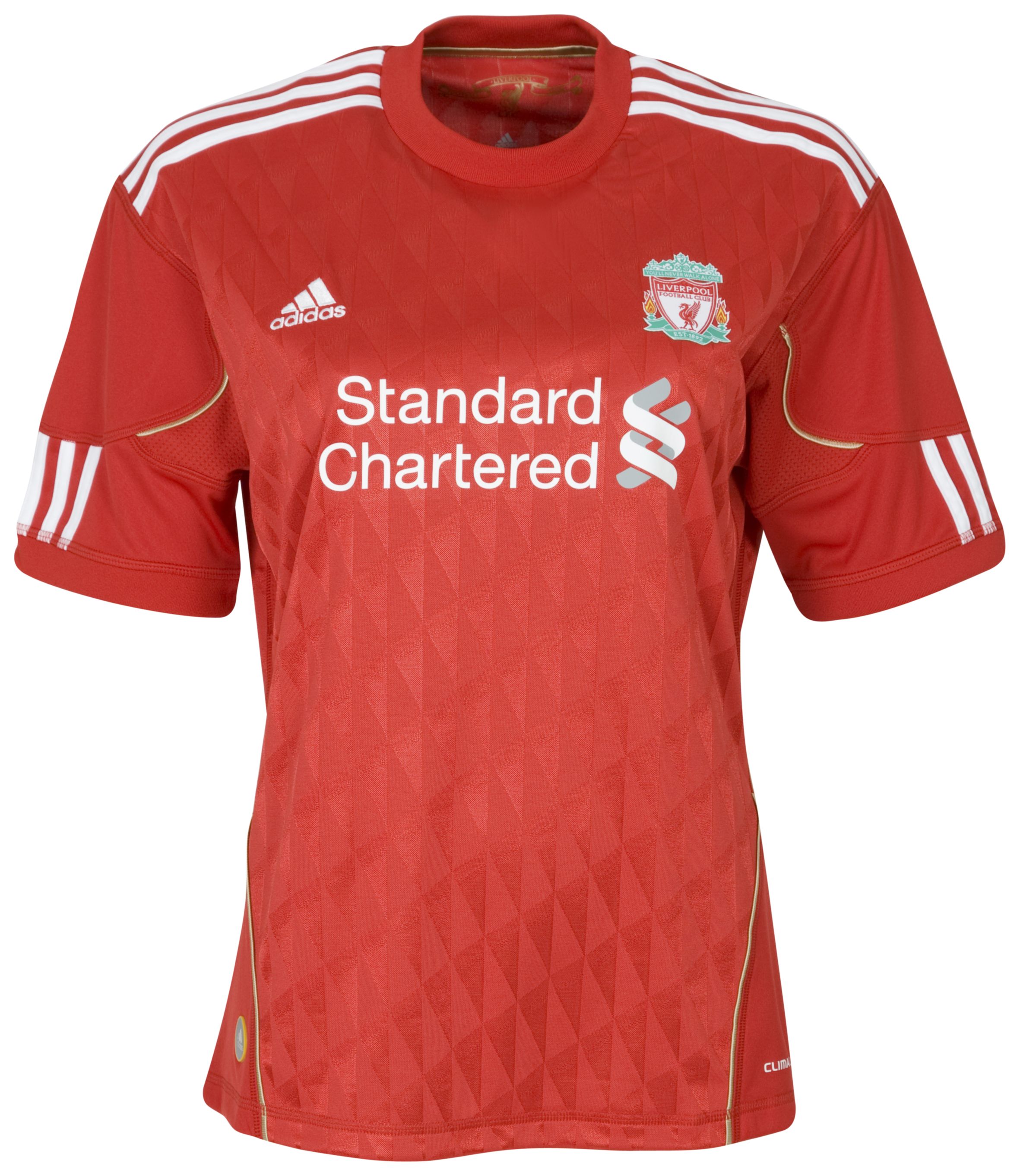 Liverpool Home Shirt 2010/12 Womens
