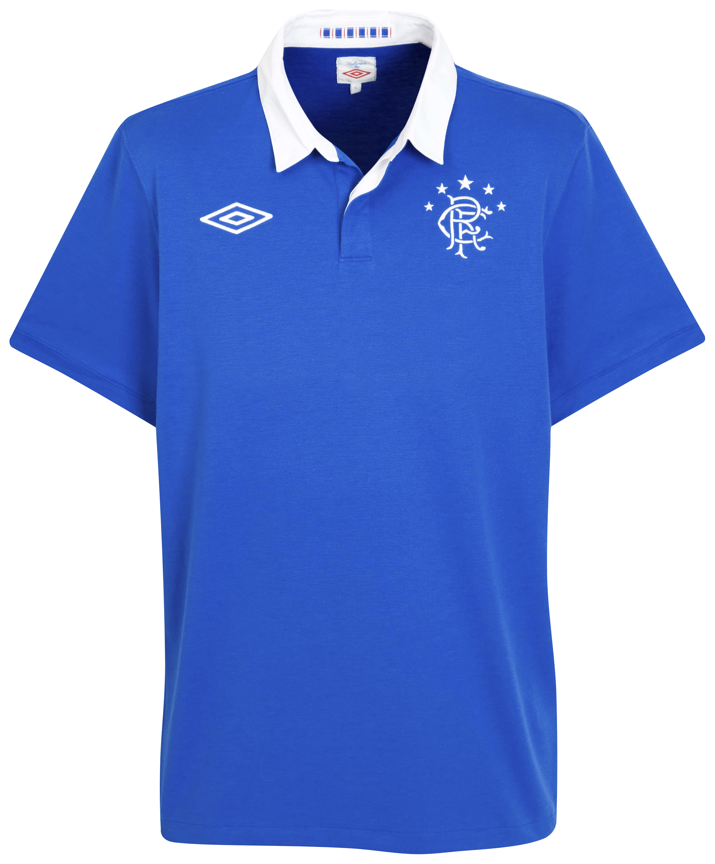 Glasgow Rangers Home Shirt 2010/11 - Kids