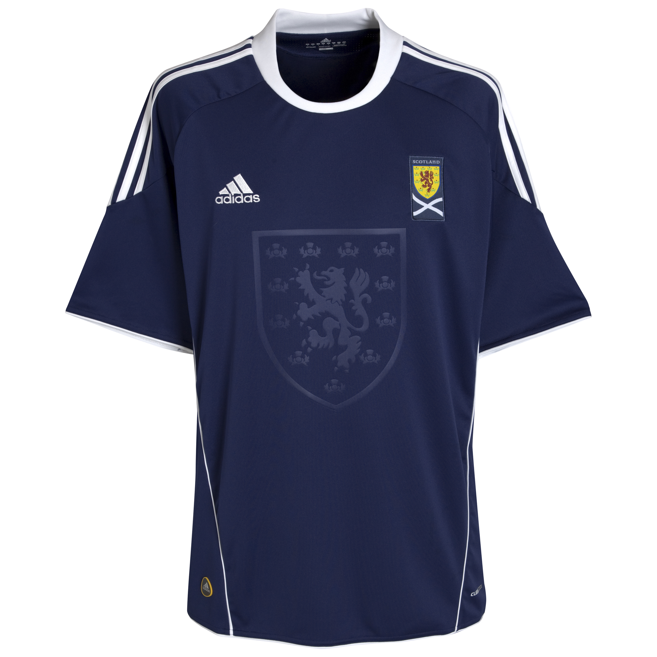 Scotland Home Shirt 2010/11 Kids
