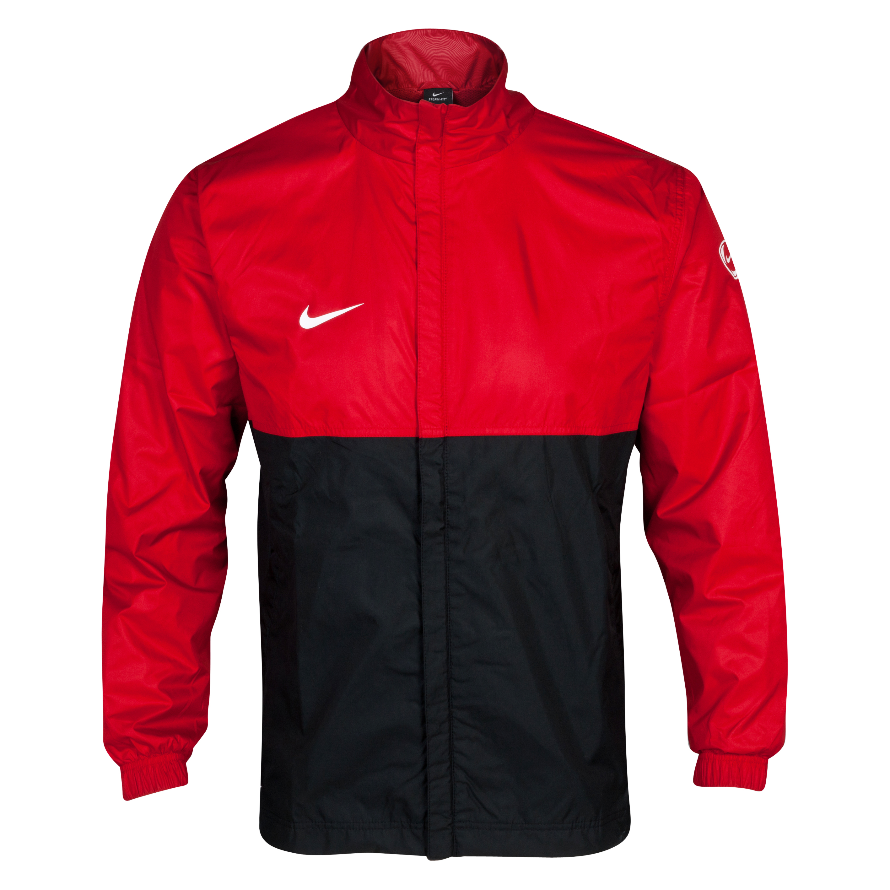 Nike Club Clima-Fit Rain Jacket - Varsity Red/Black/White