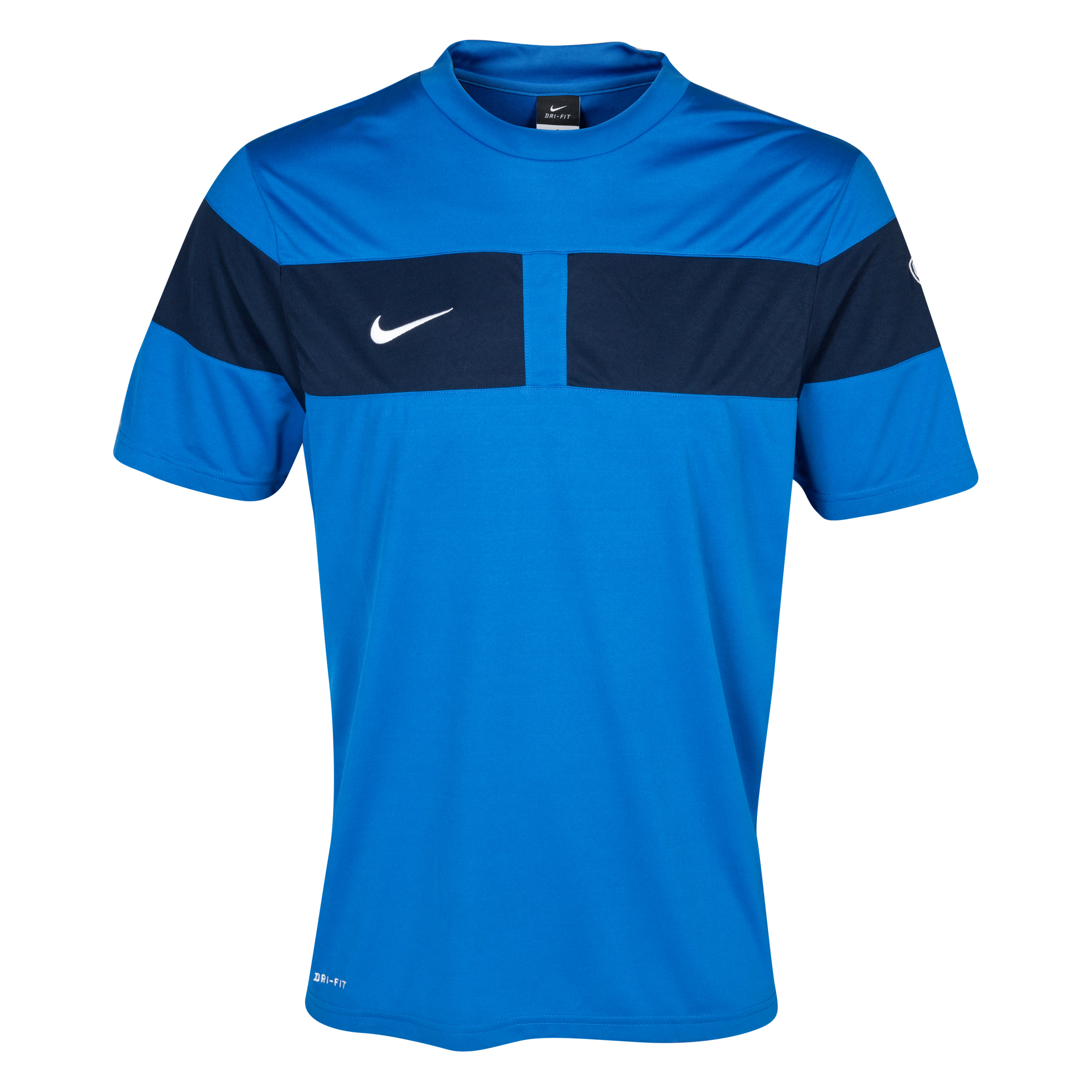 Nike Club Training Top  - Royal Blue/Obsidian/White