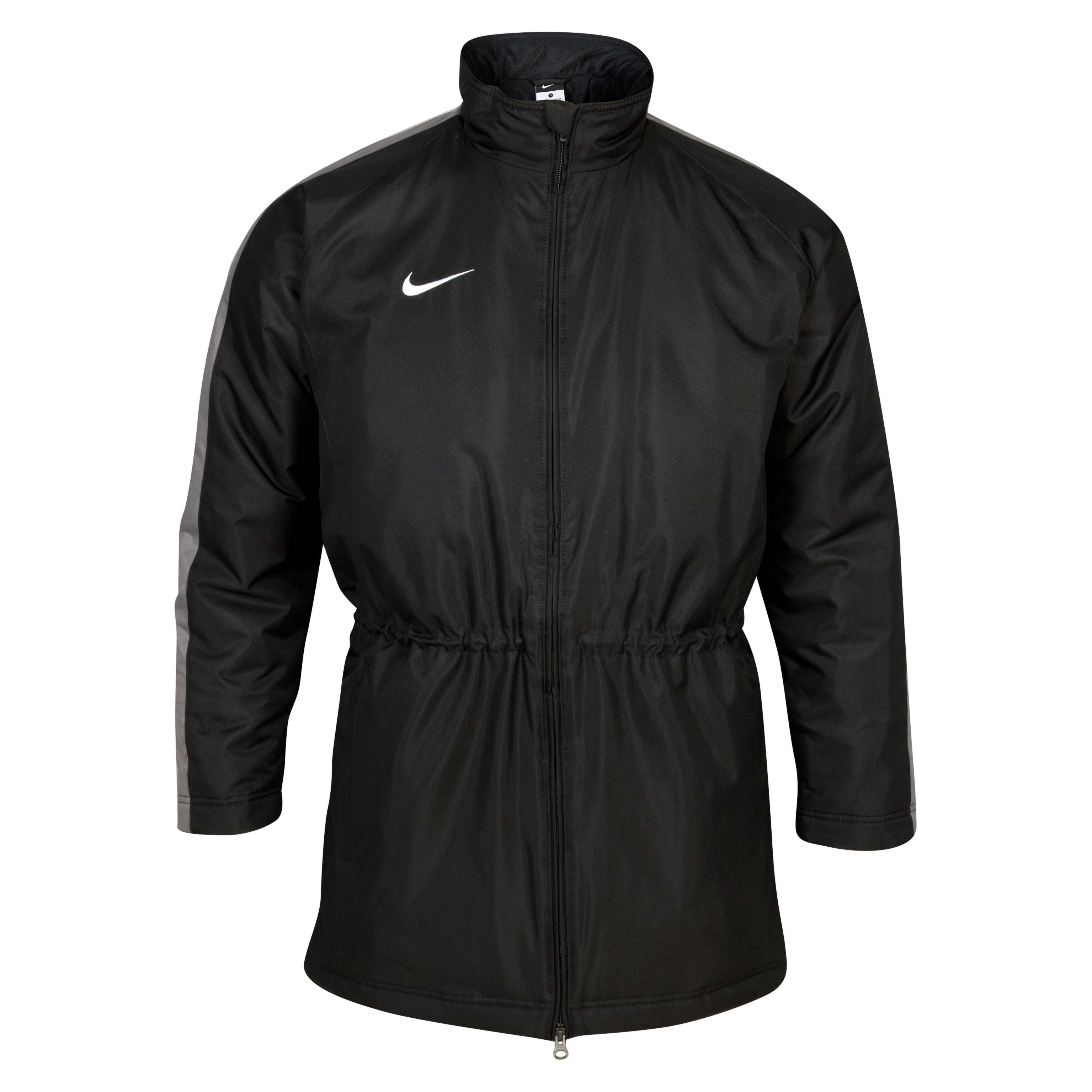 Nike Team Longer Winter Jacket - Black/Lt Graphite/White