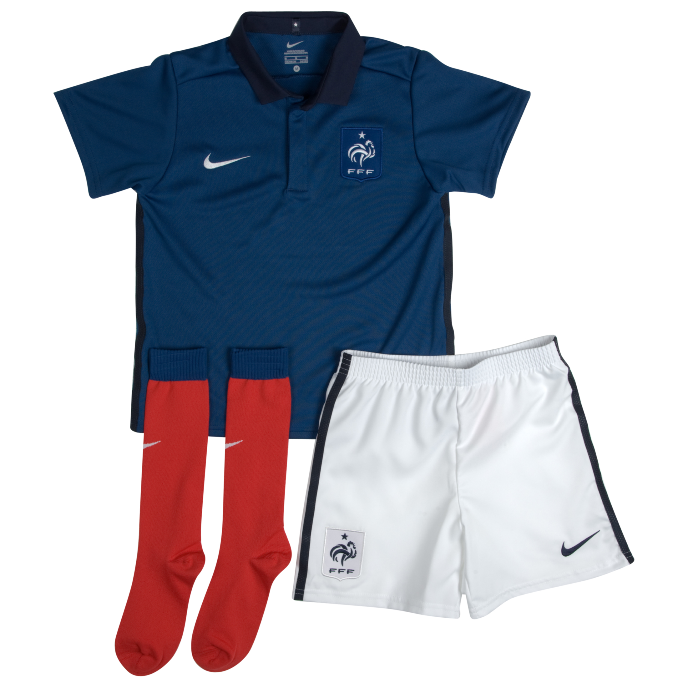 France Home Kit 2011/12 - Infants