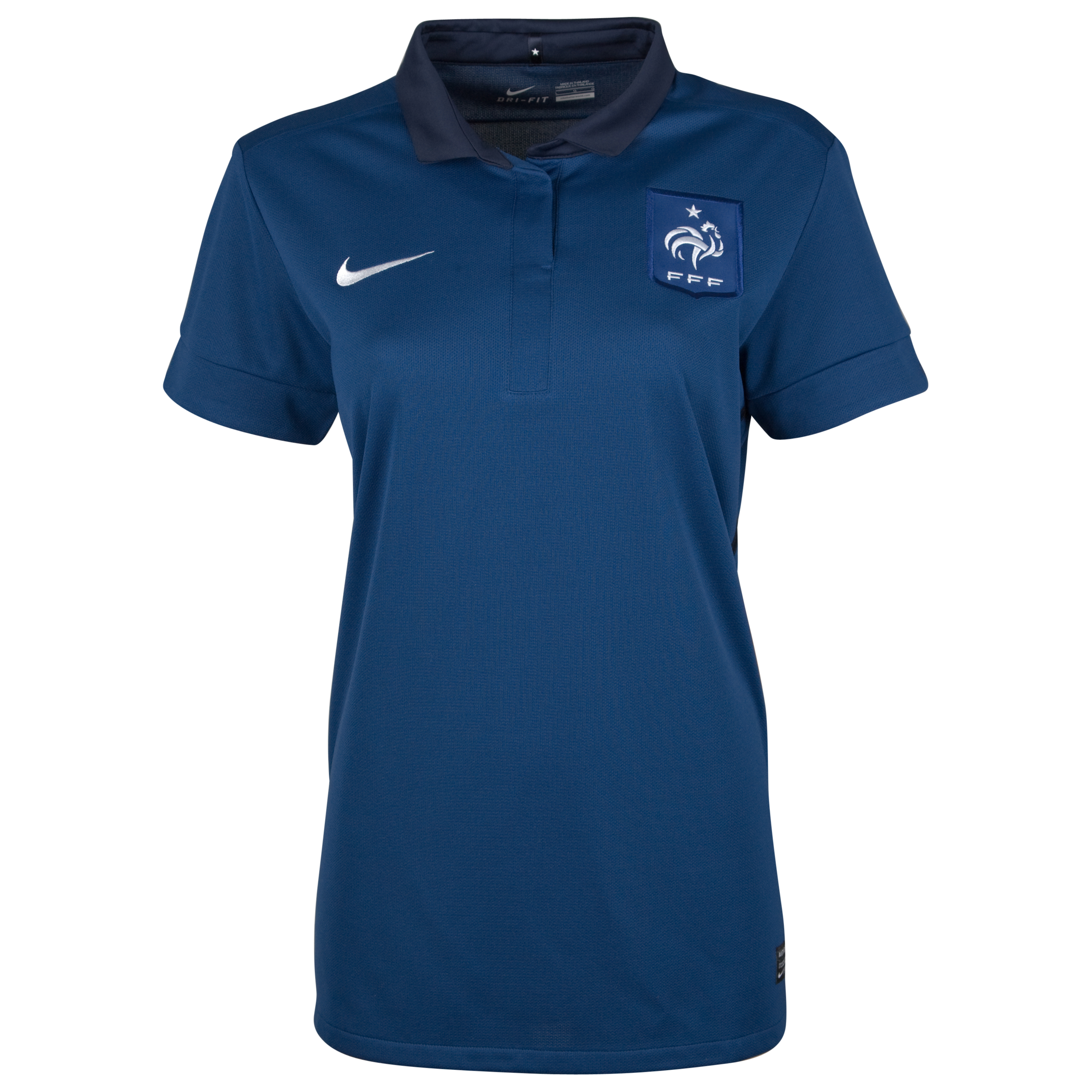 France Home Shirt 2011 Womens