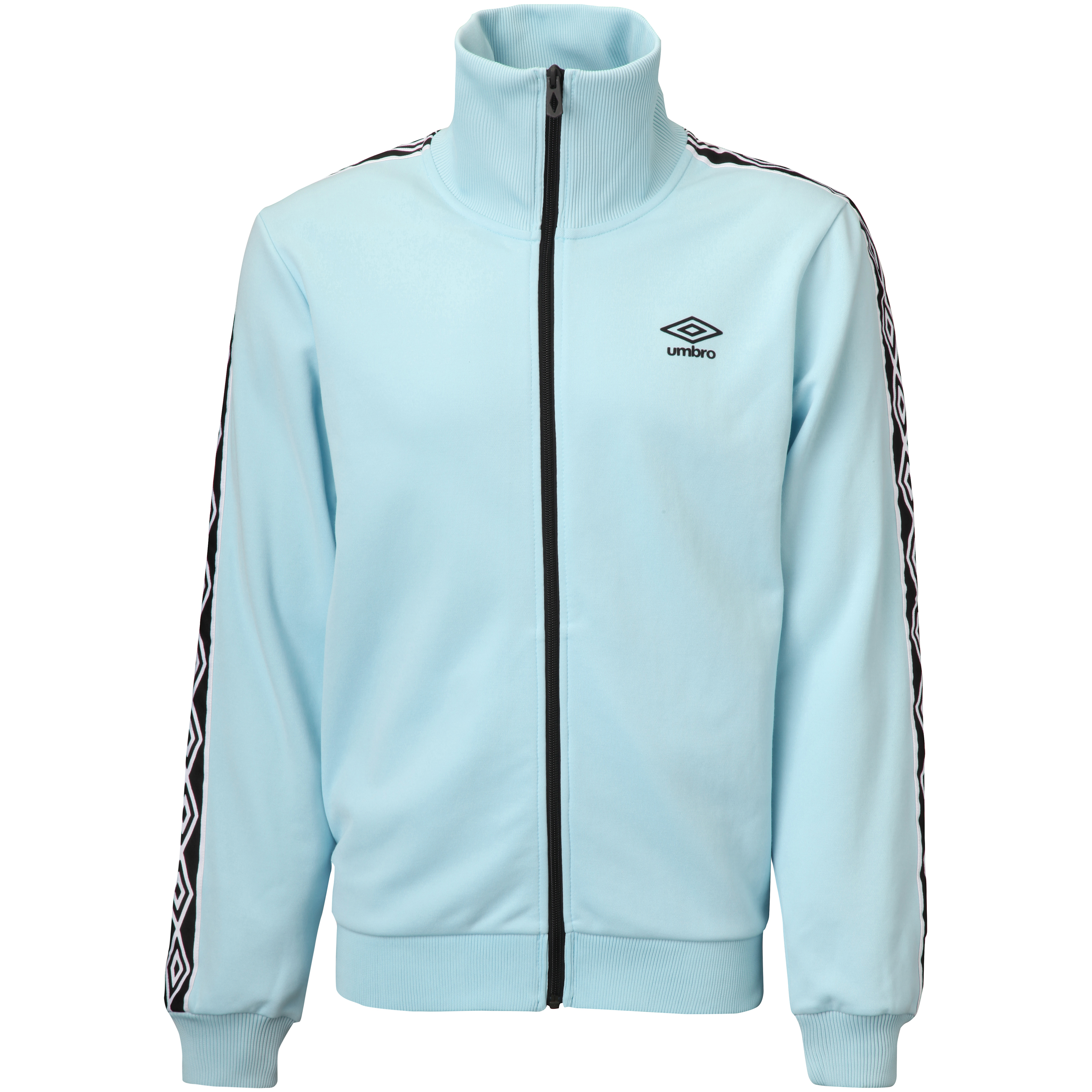 Umbro Diamond Track Jacket - Crystal Blue/Black