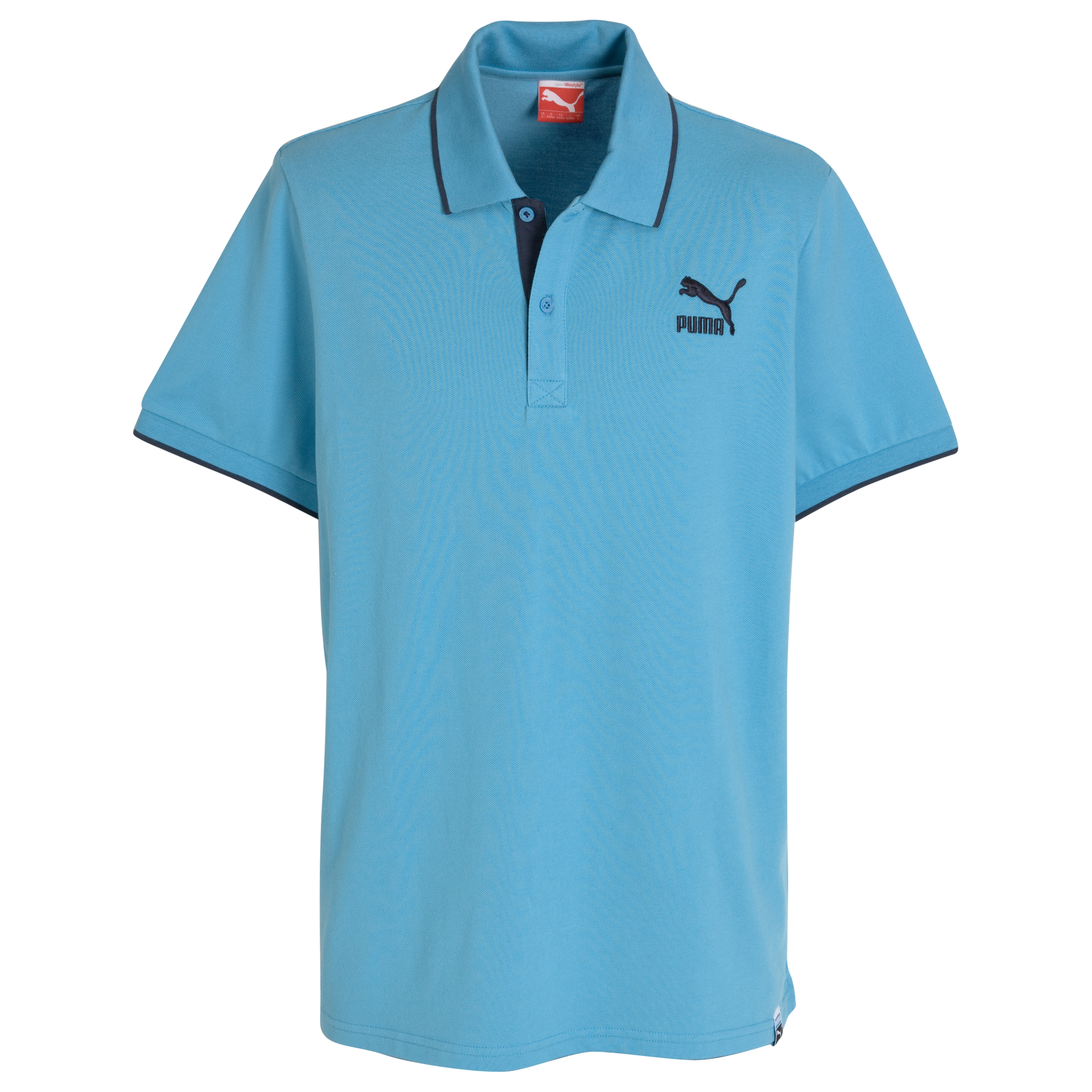 Puma Heroes Polo Shirt - Heritage Blue
