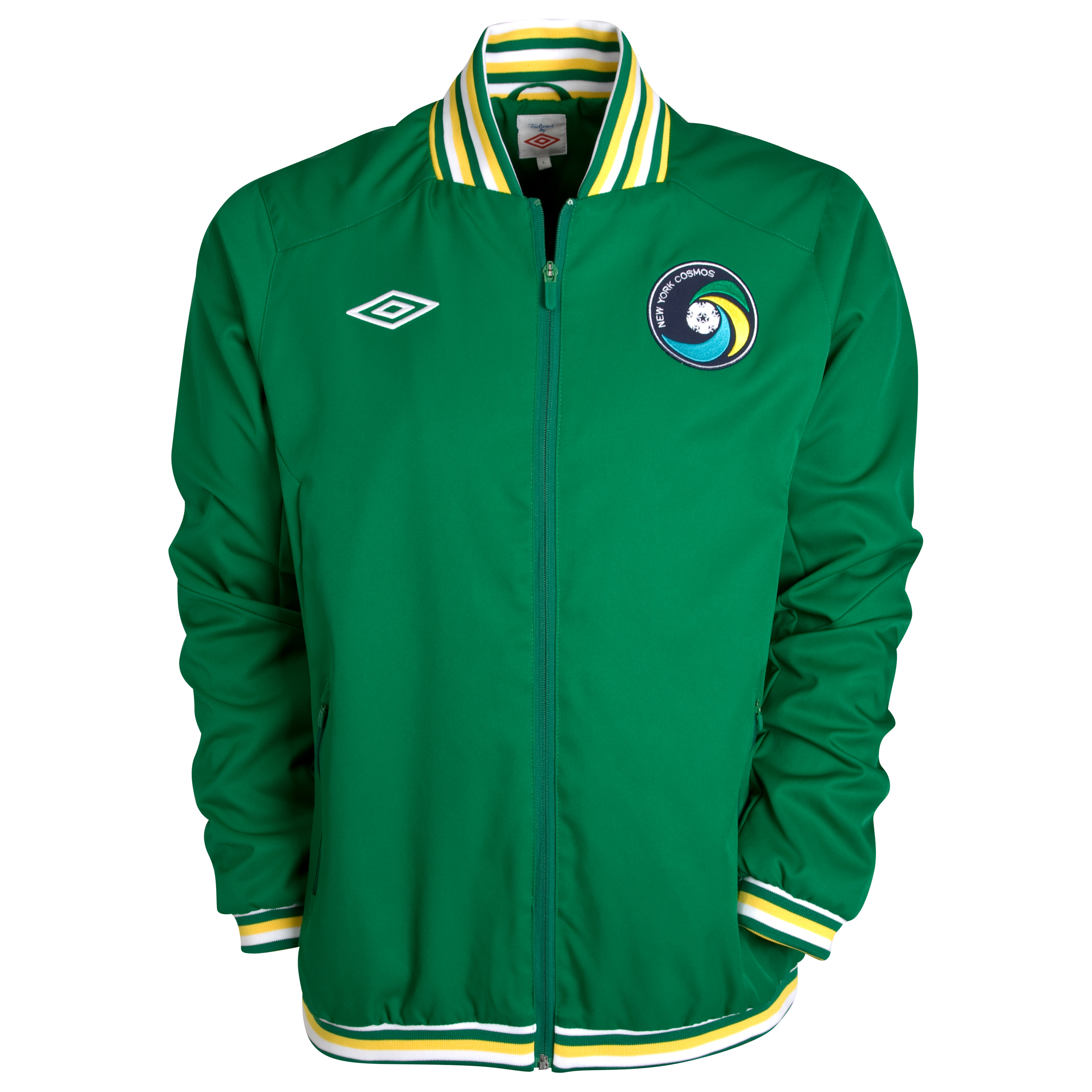 New York Cosmos Anthem Jacket