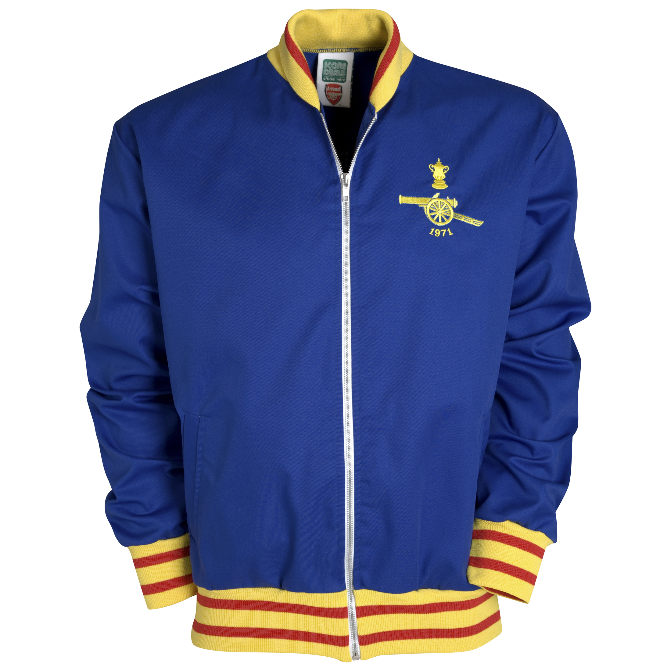 Arsenal 1971 FA Cup Final Track Jacket
