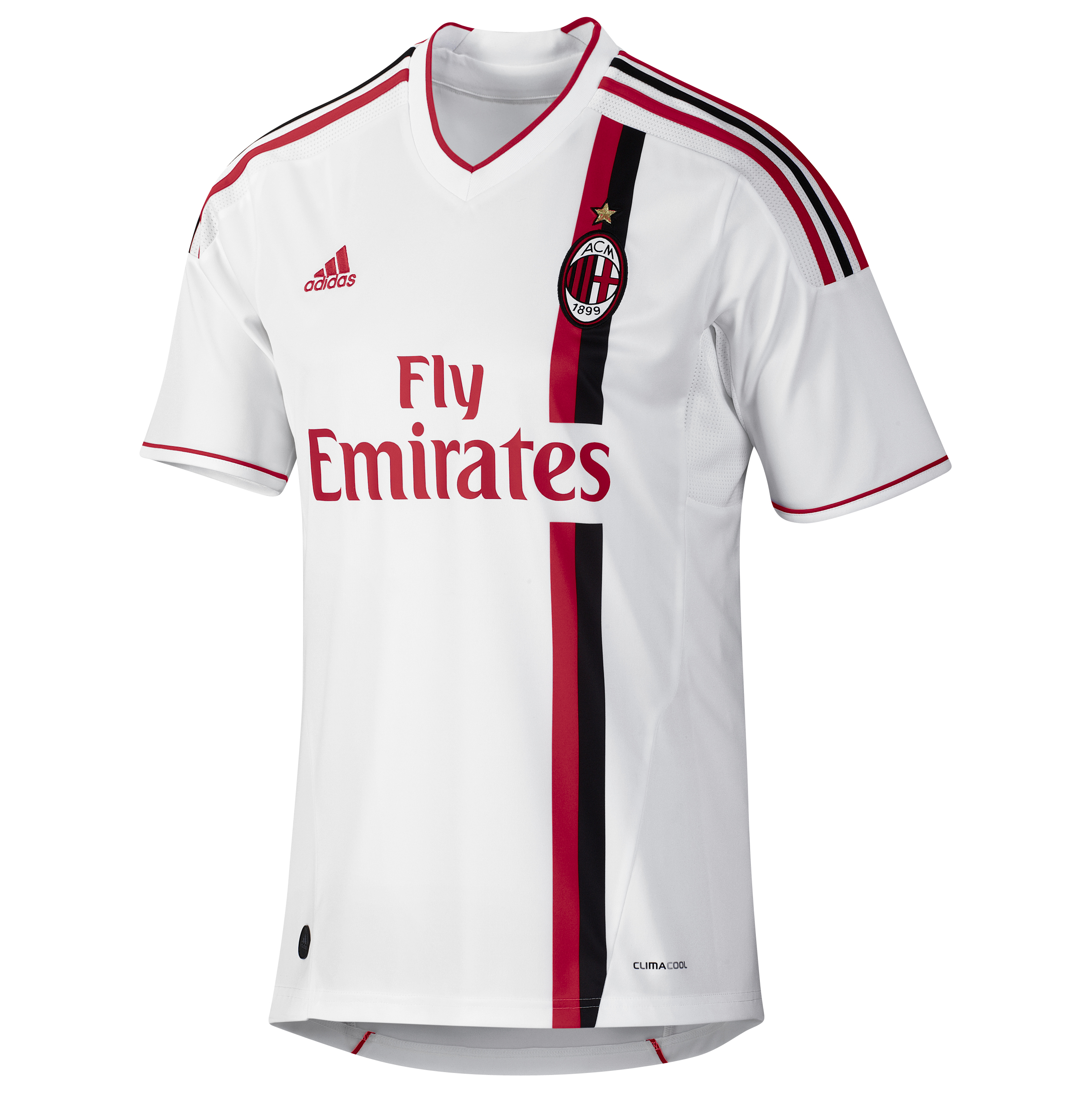 AC Milan Away Shirt 2011/12 - Kids