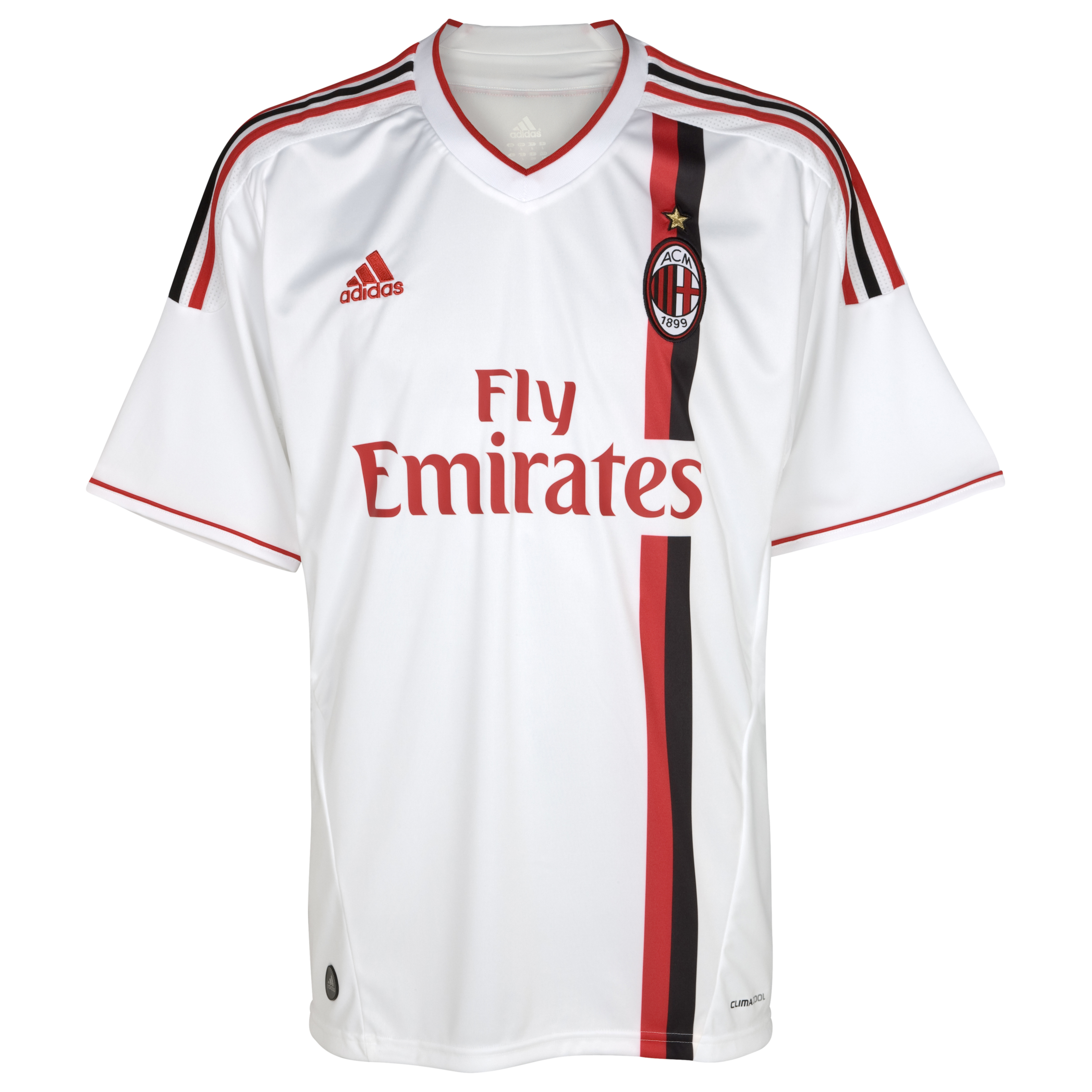 AC Milan Away Shirt 2011/12