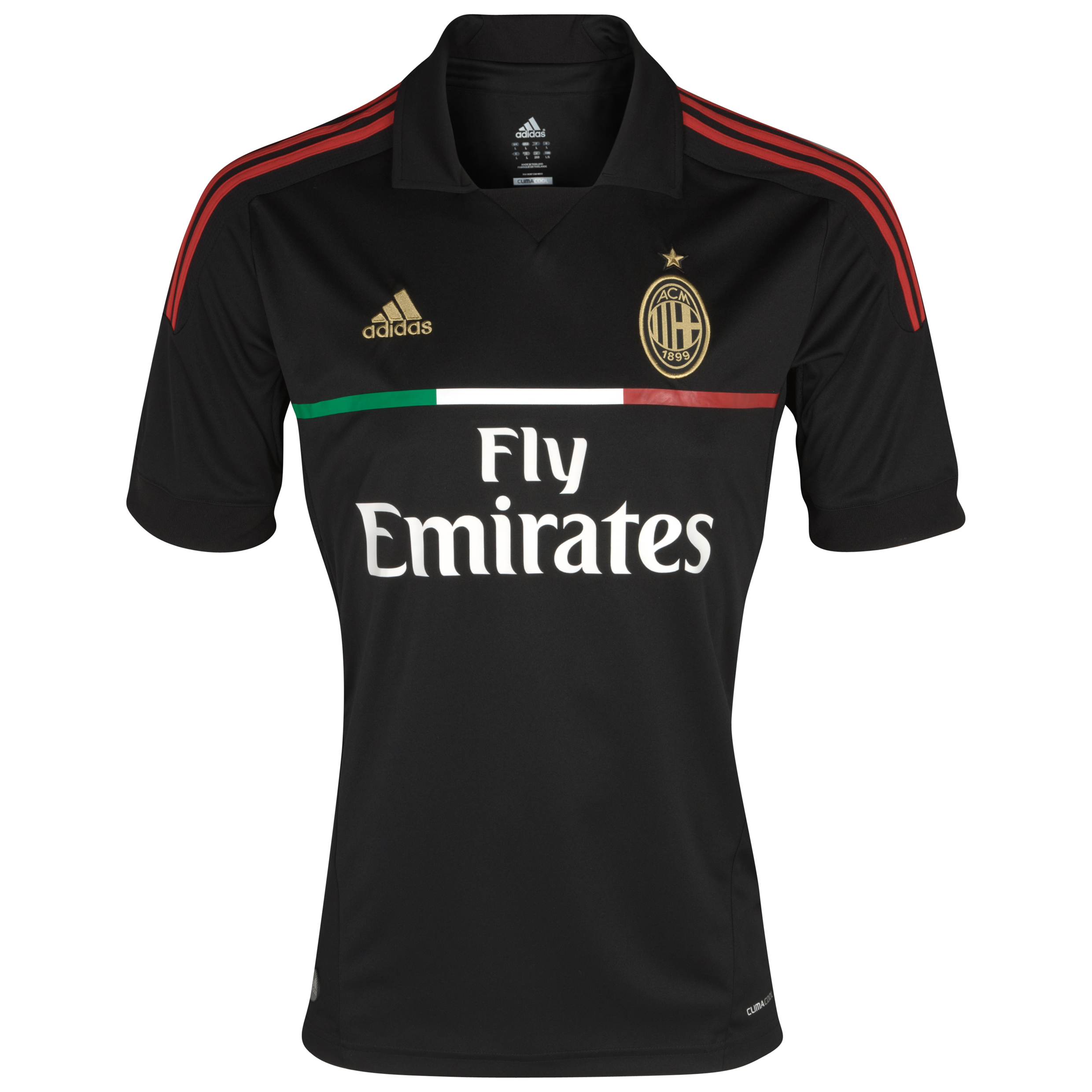 AC Milan Third Shirt 2011/12