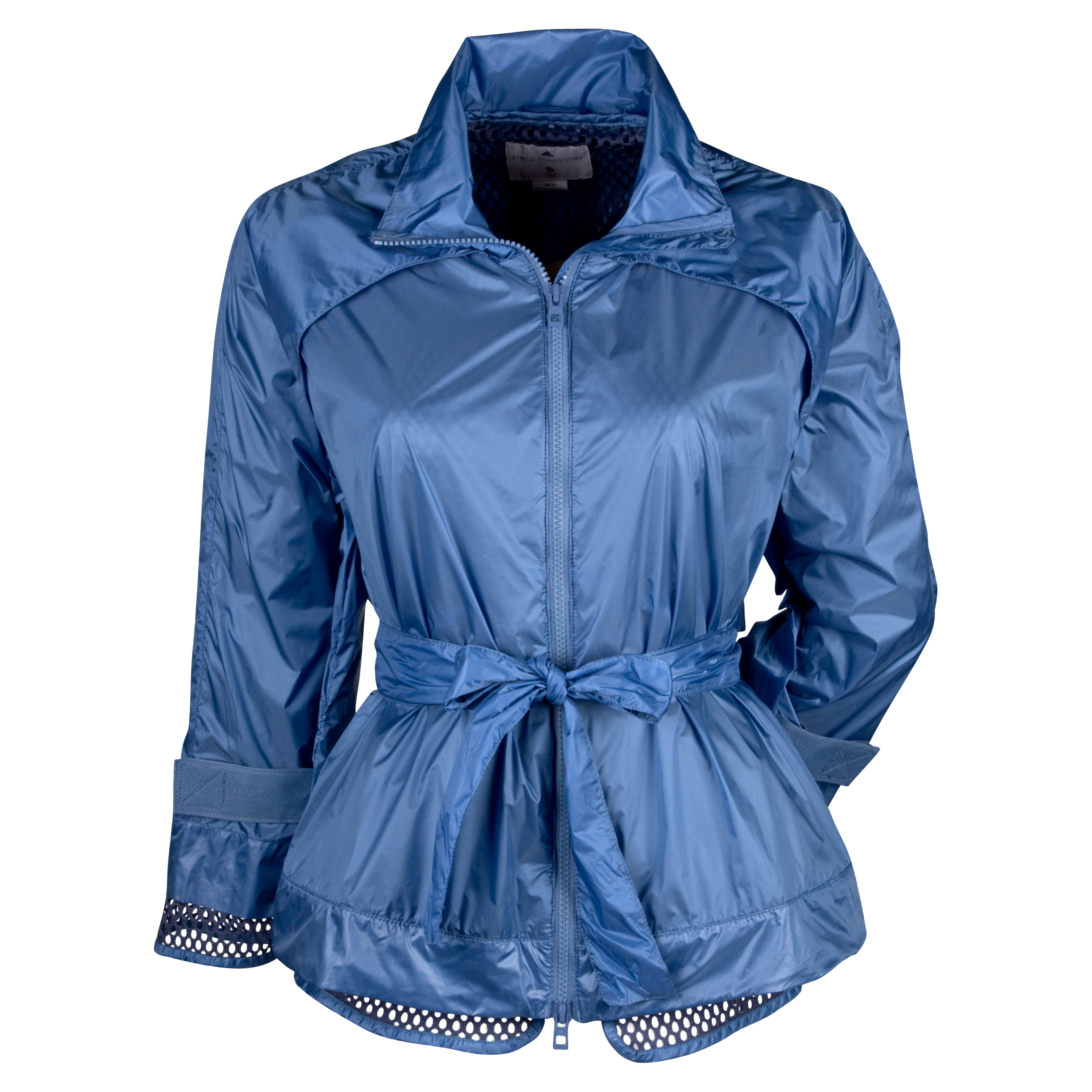 adidas Team GB Jacket - Atlantic Blue/Dark Atlantic - Womens