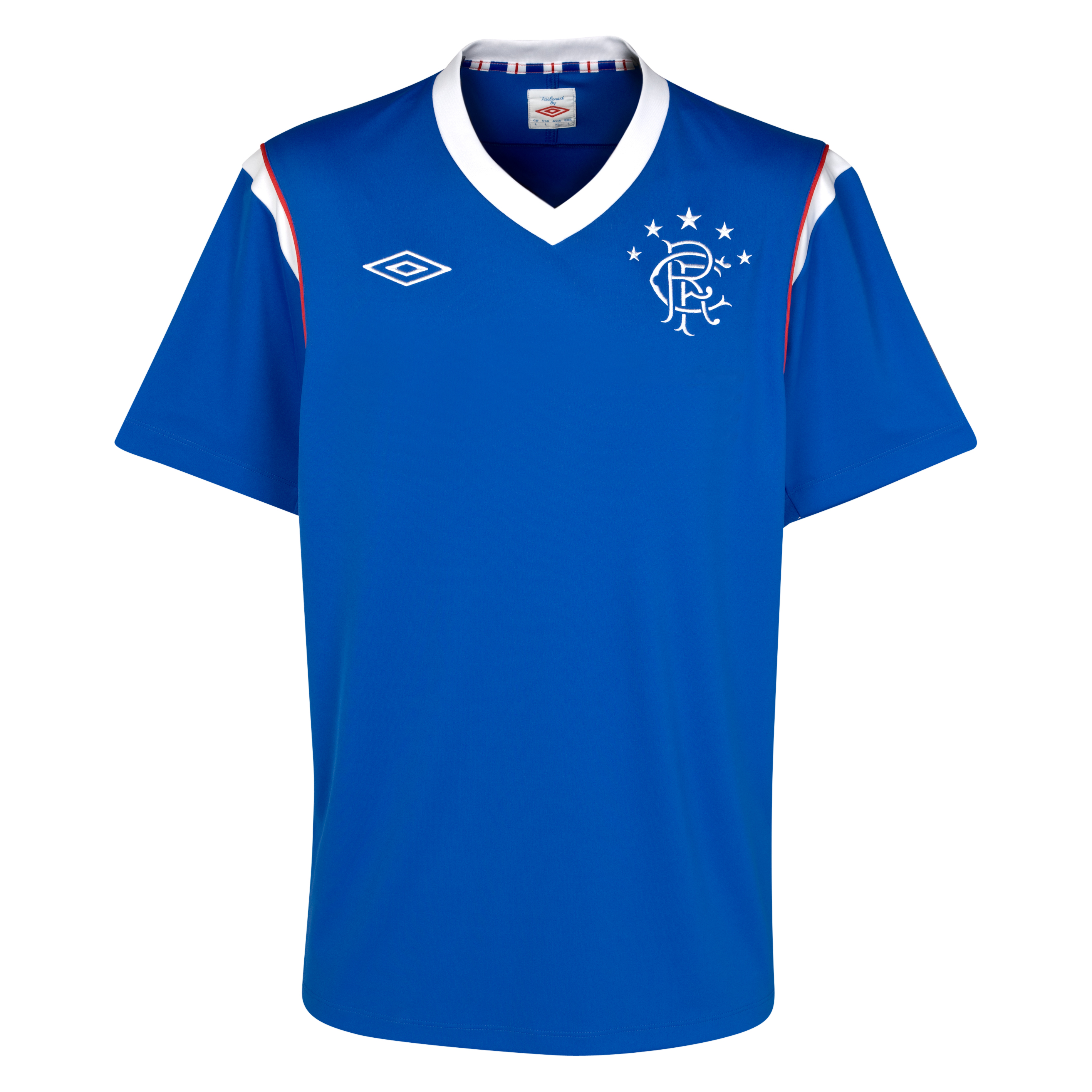 Glasgow Rangers Home Shirt 2011/12 - Kids