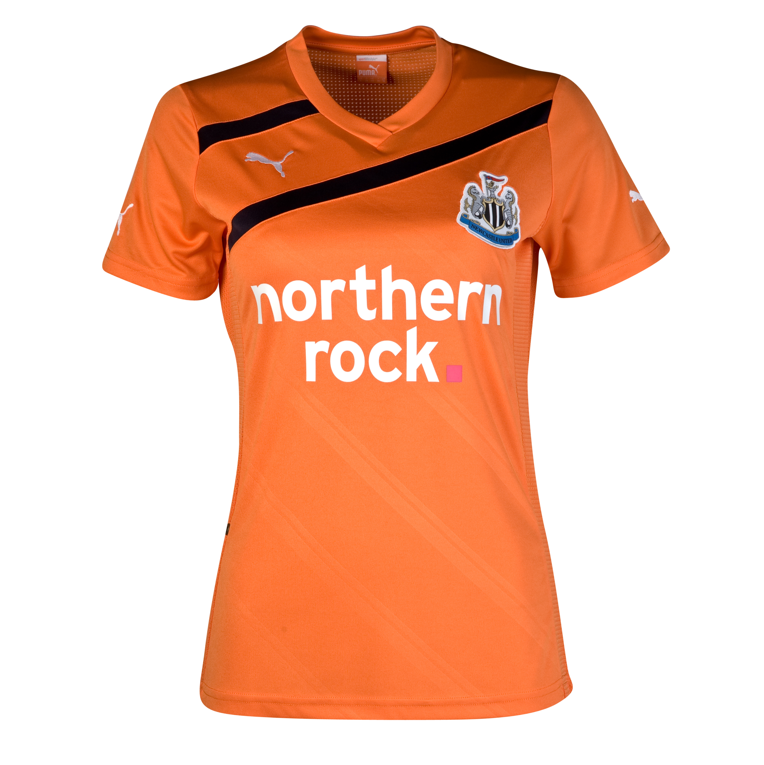 Newcastle United Away Shirt 2011/12 Womens
