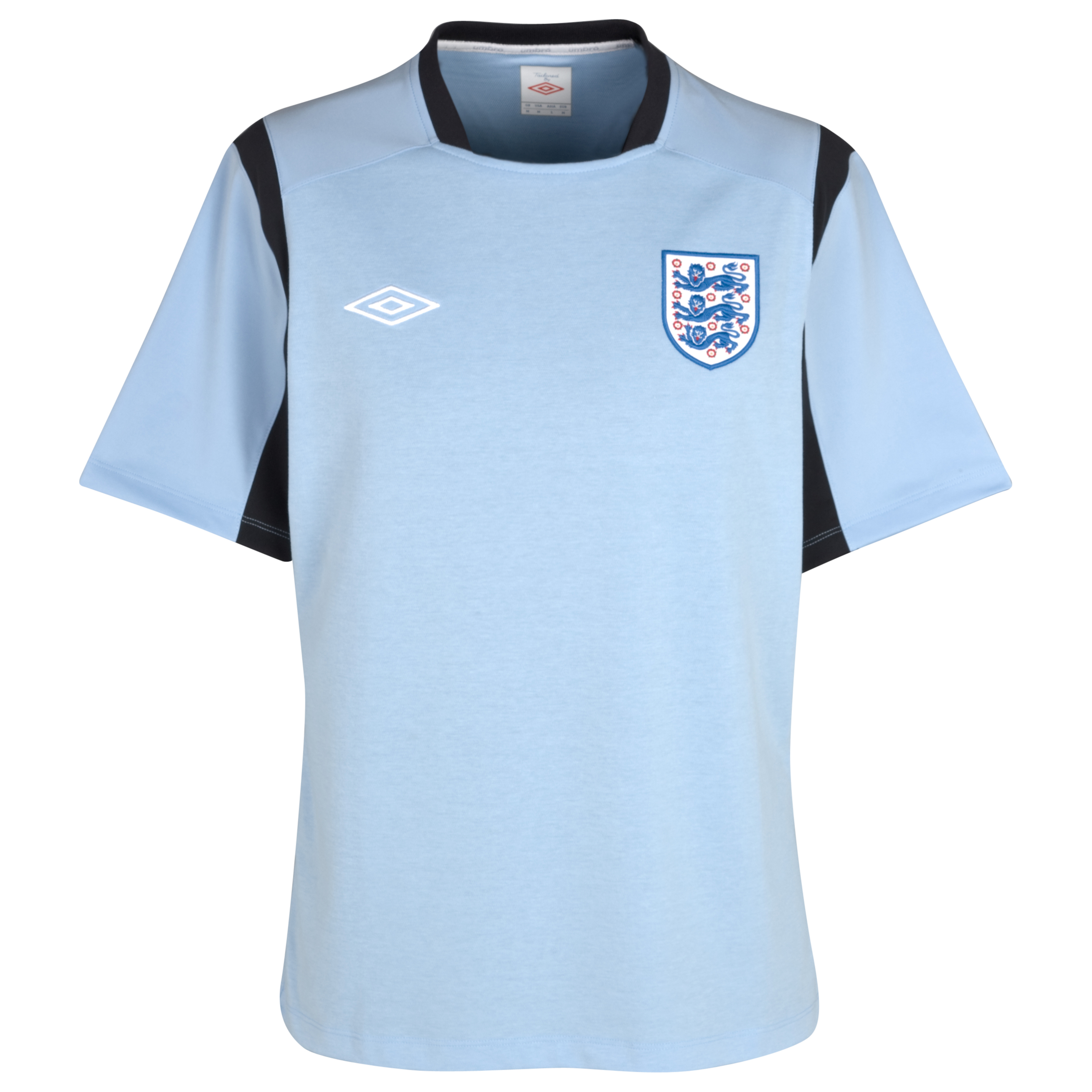 England Matchday Jersey Blue Powder/Regatta Kids