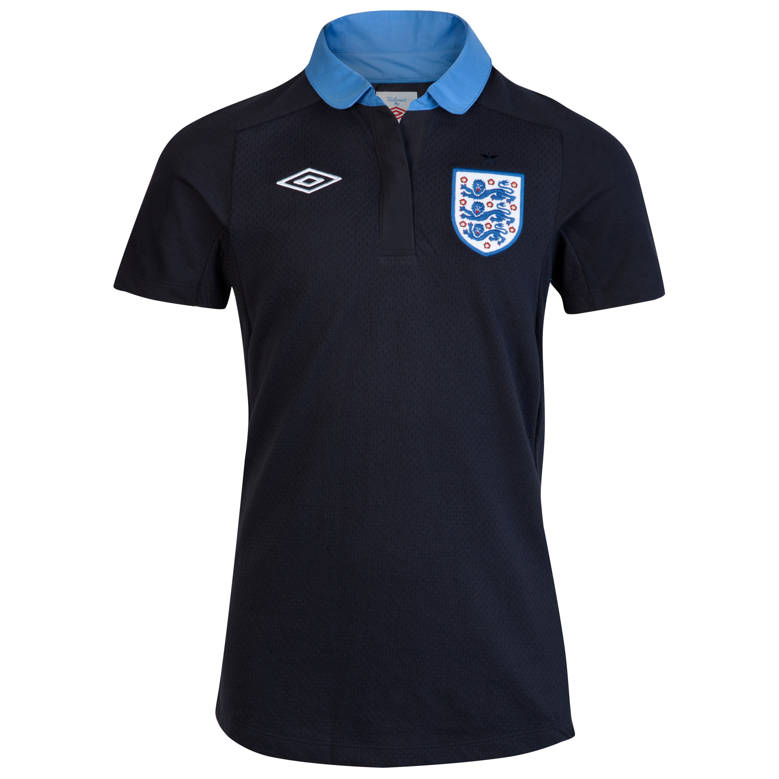 England Away Shirt 2011/12 - Girls