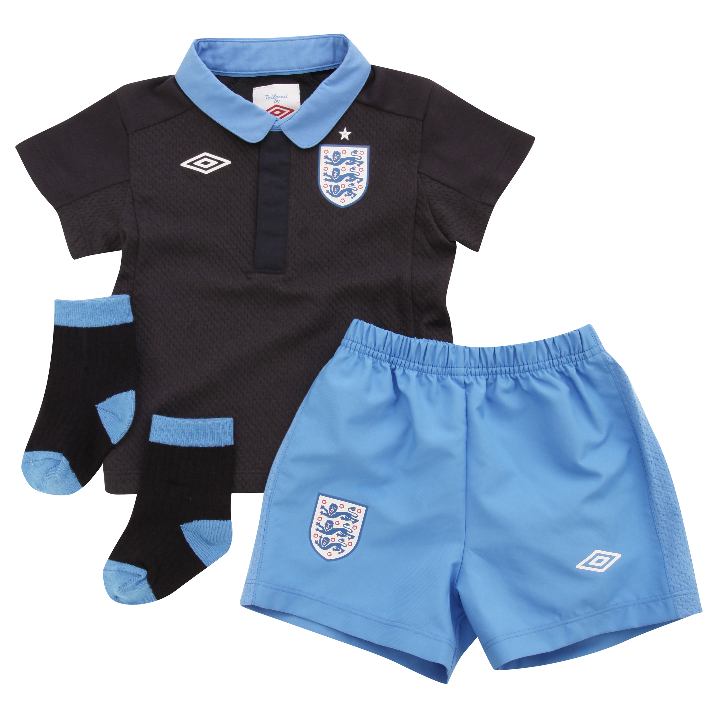 England Away Baby Kit 2011/12